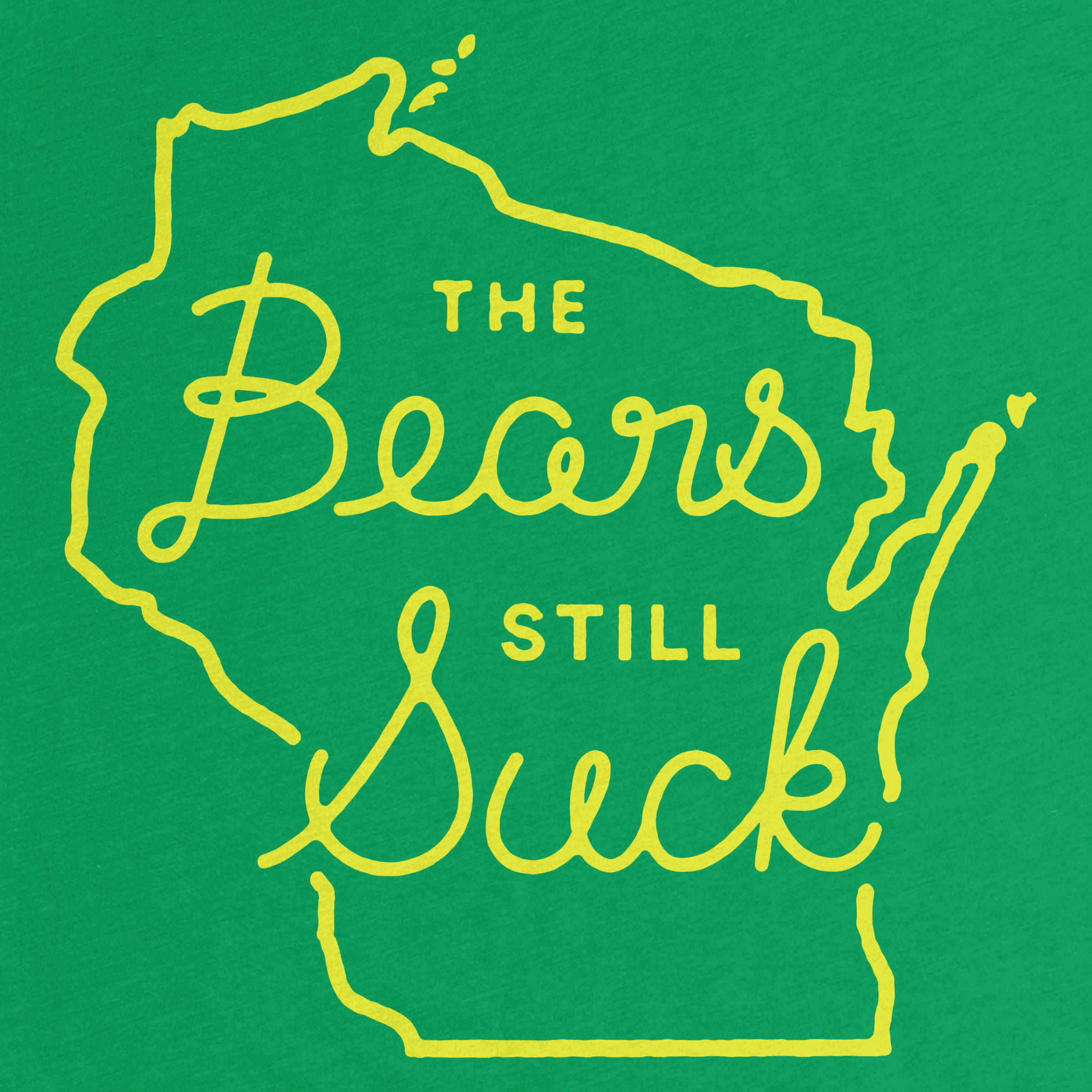 The Bears Still Suck