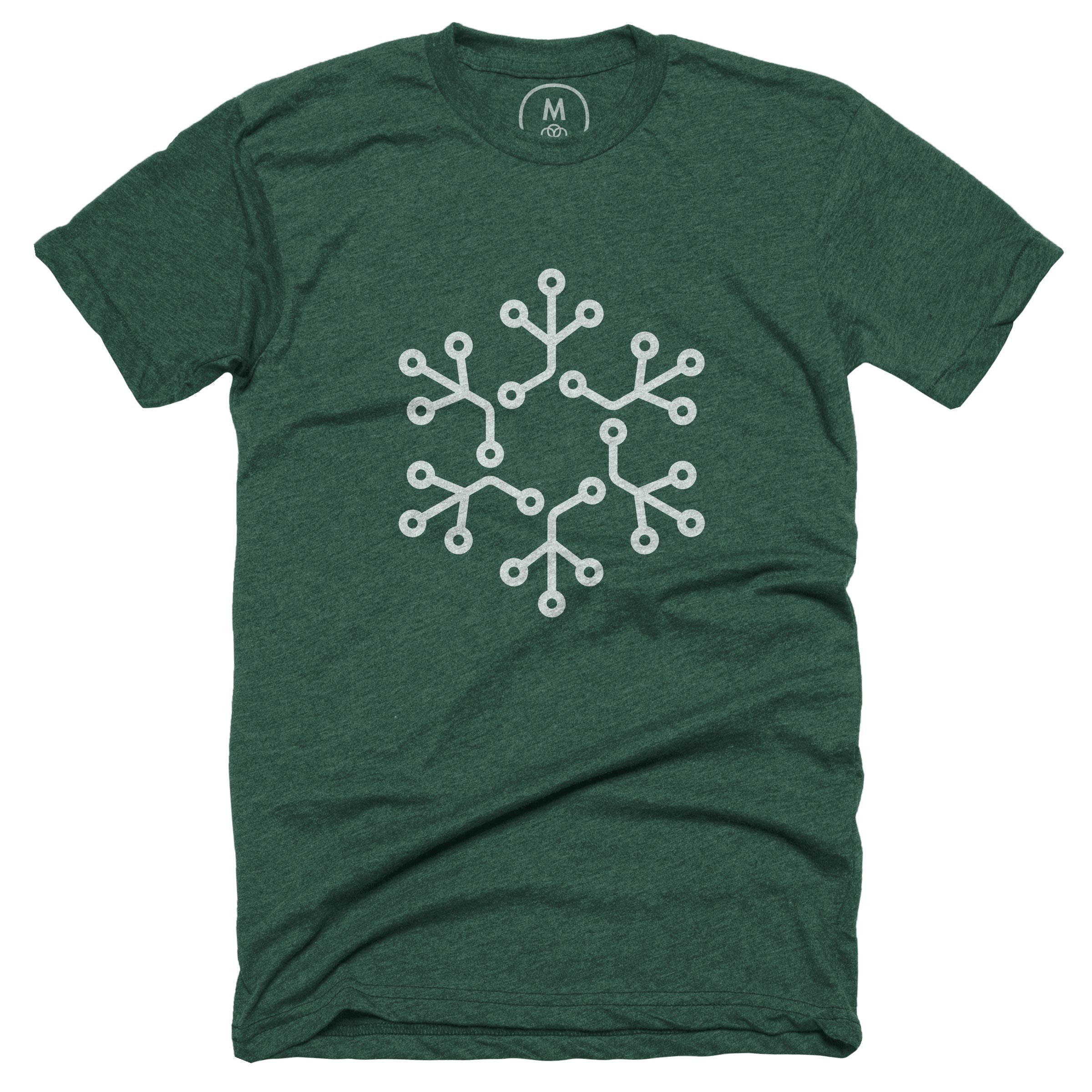 Digital Snowflake