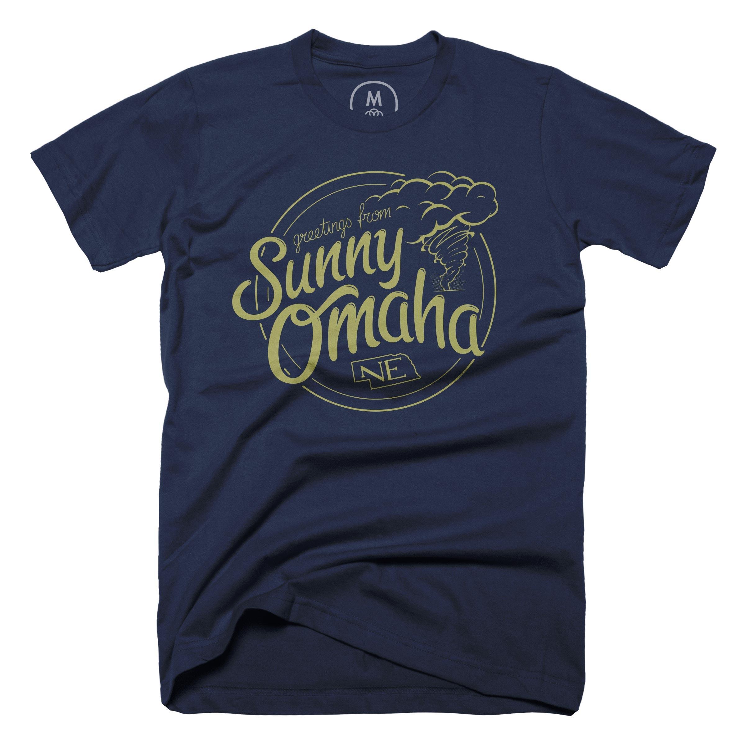 Greetings from Sunny Omaha