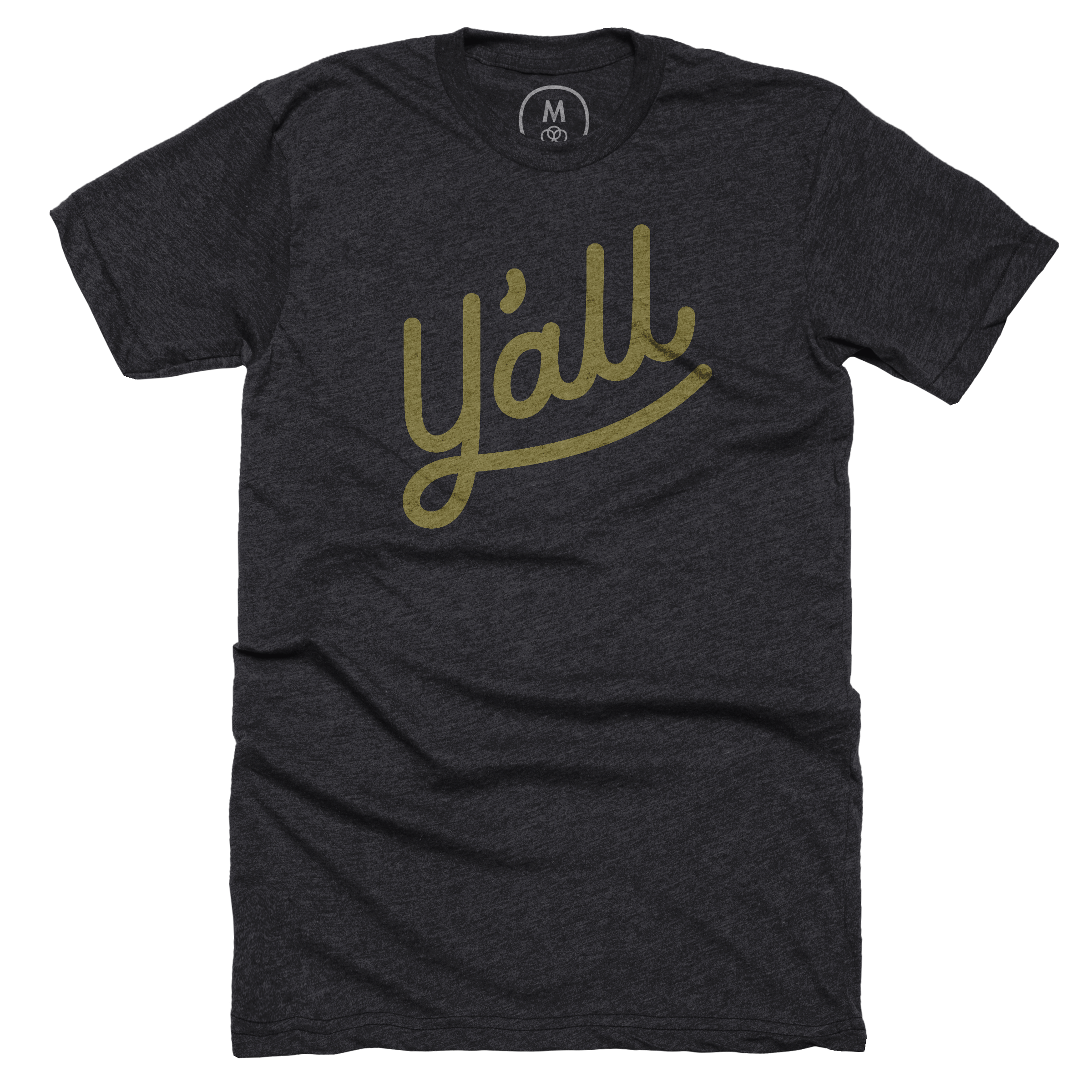 Y'all Charcoal (Men's)