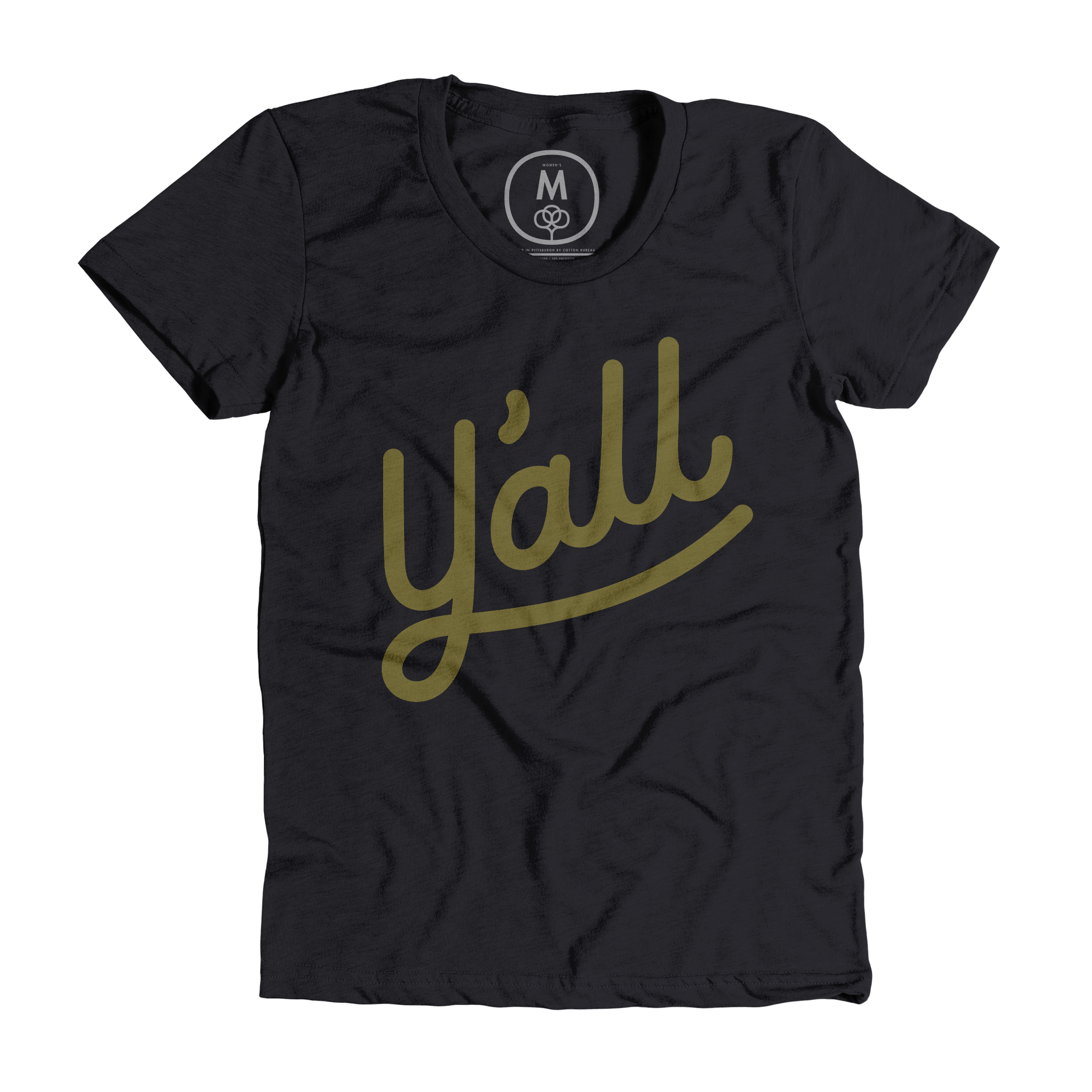 Y'all Charcoal (Women's)
