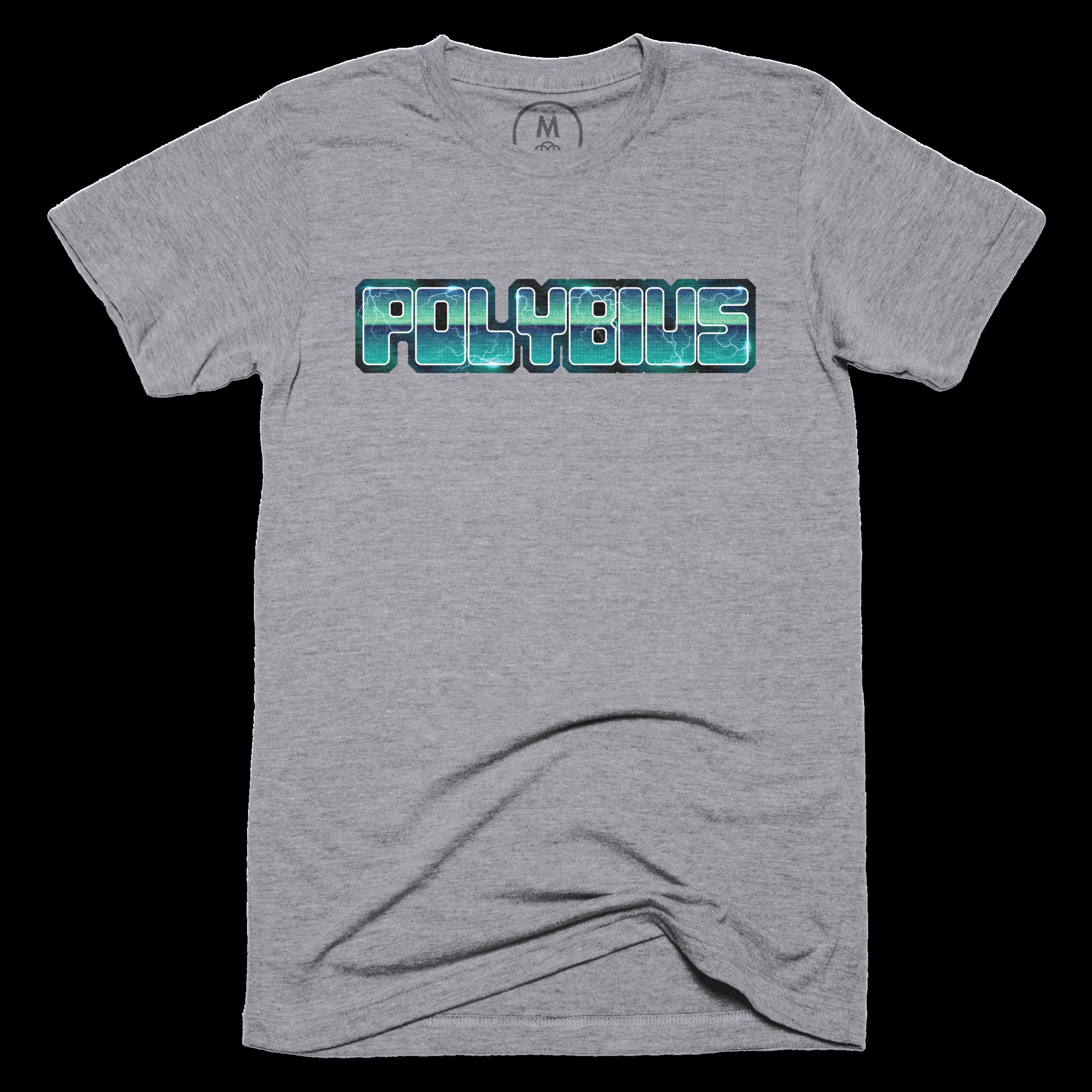 Polybius Urban Legend Arcade Game Retro Men/'s Cotton T Shirt