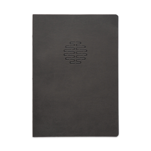 """The Theme System Journal"""" graphic notebook by Cortex Podcast"""