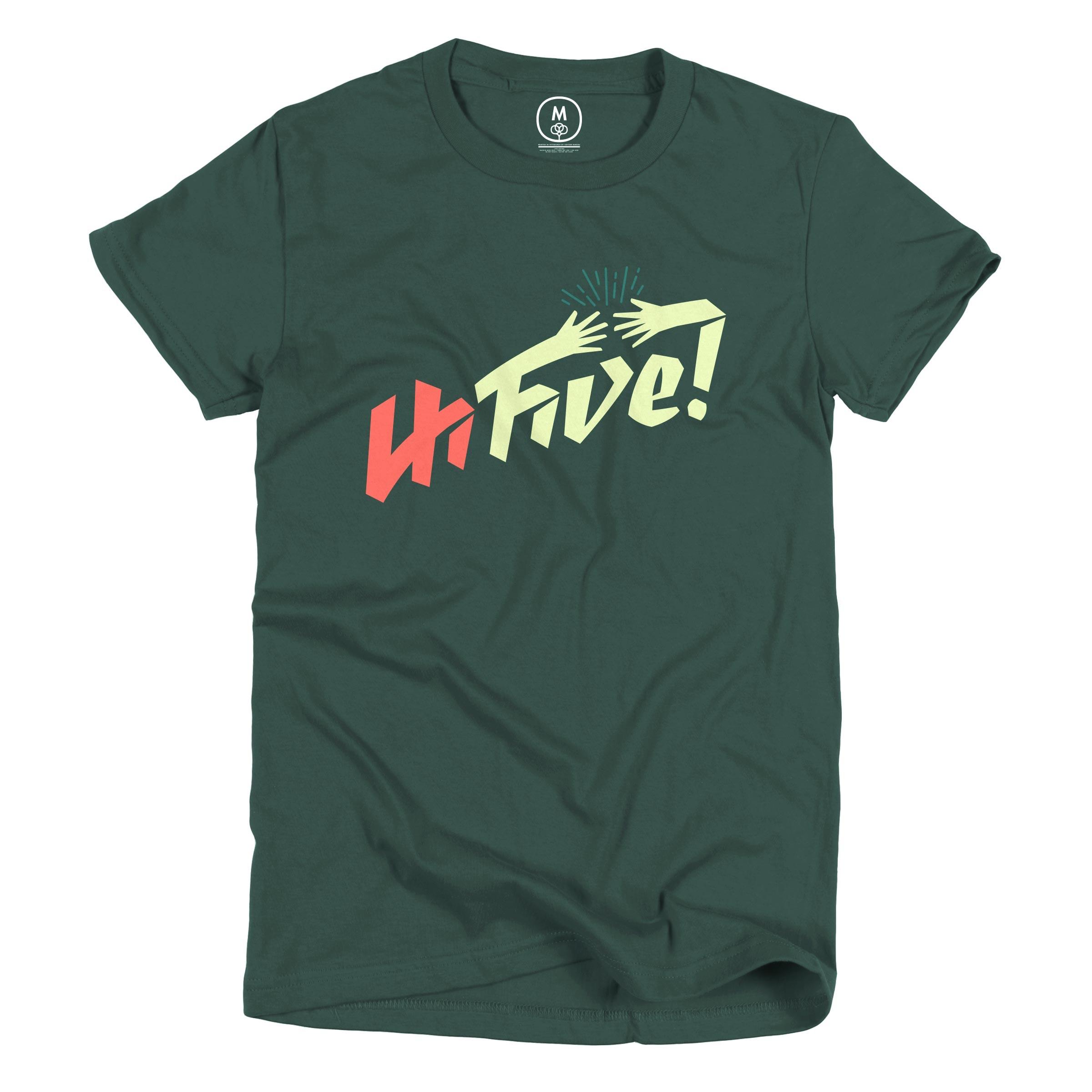 Hi Five! Hers