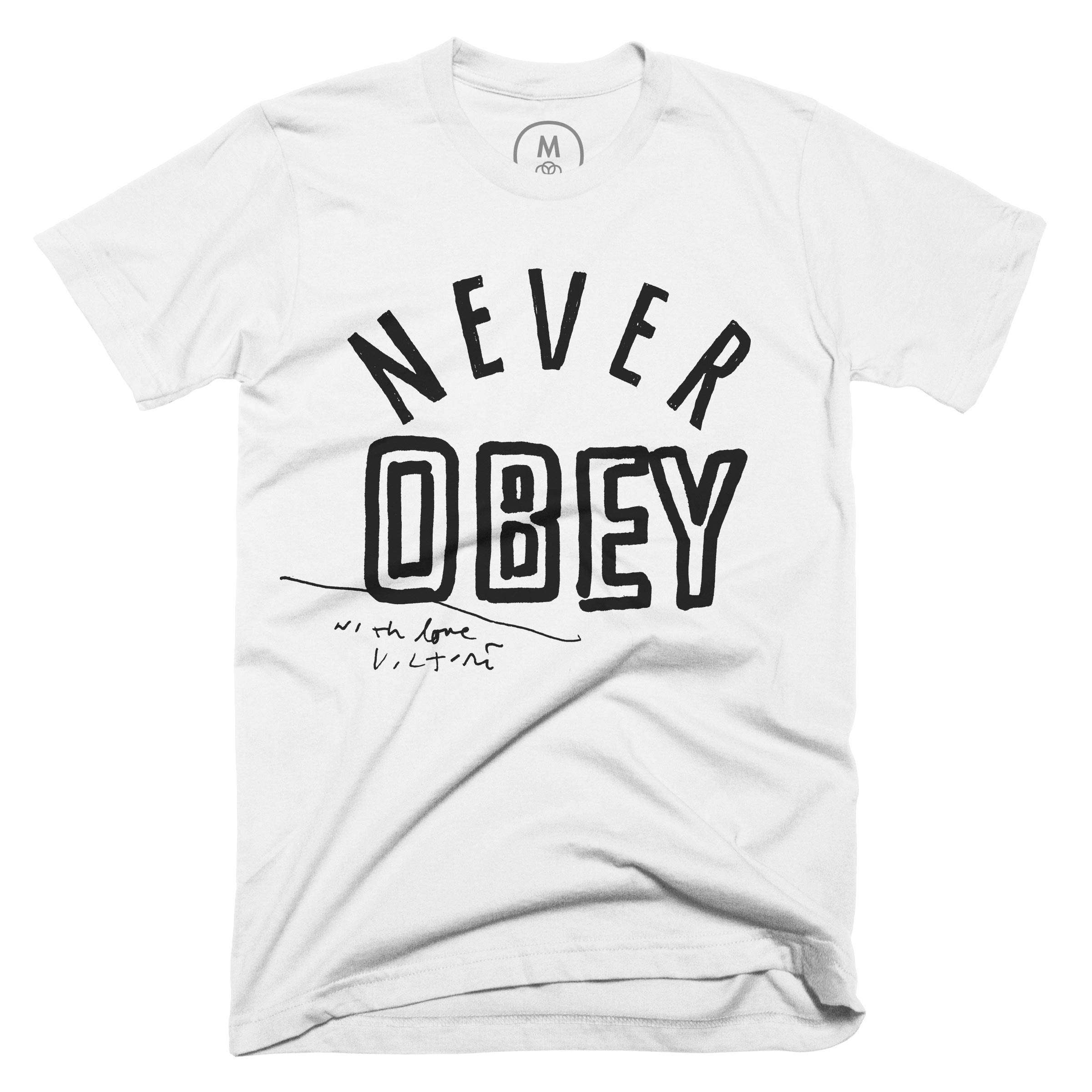 Never Obey