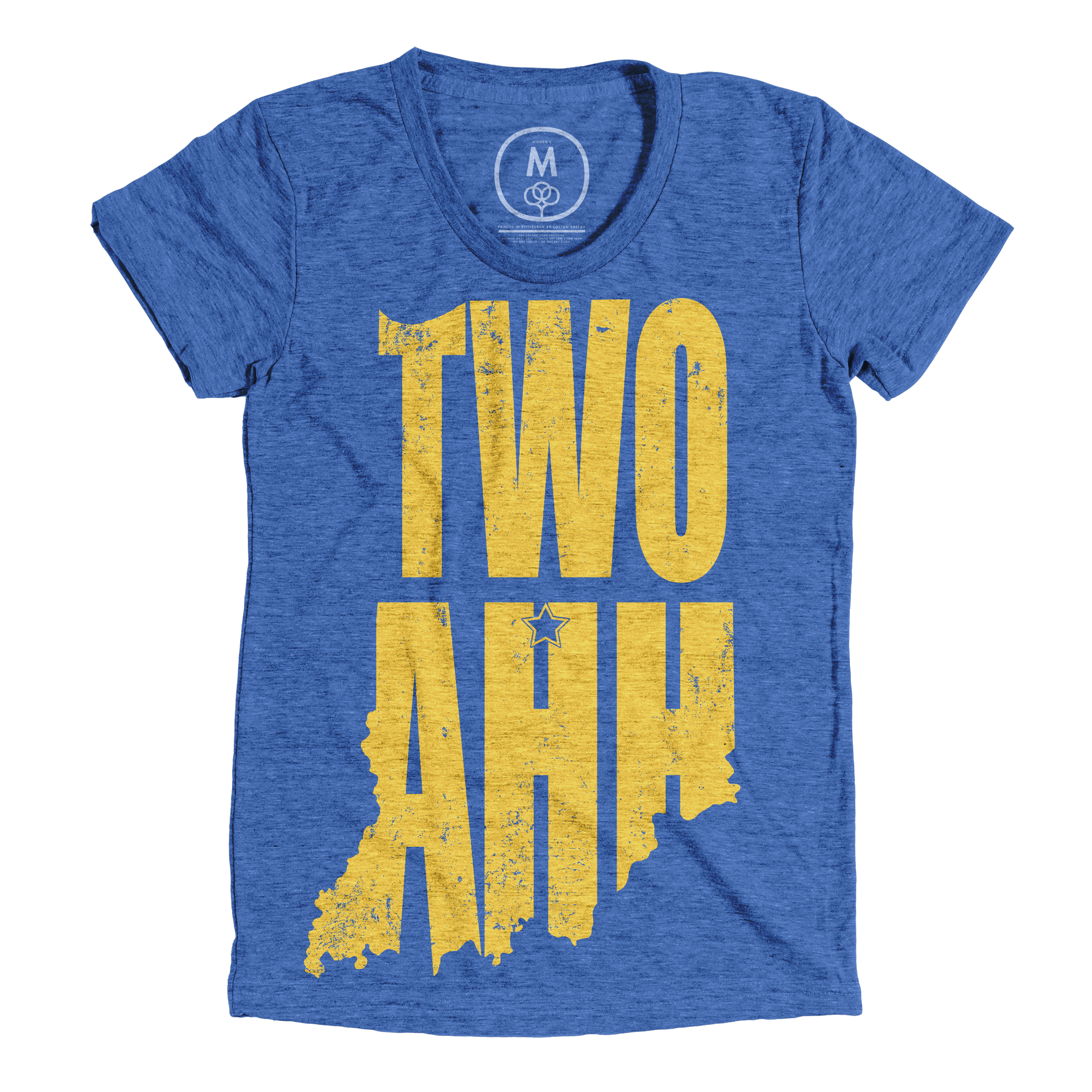 Two Ahh Vintage Royal (Women's)