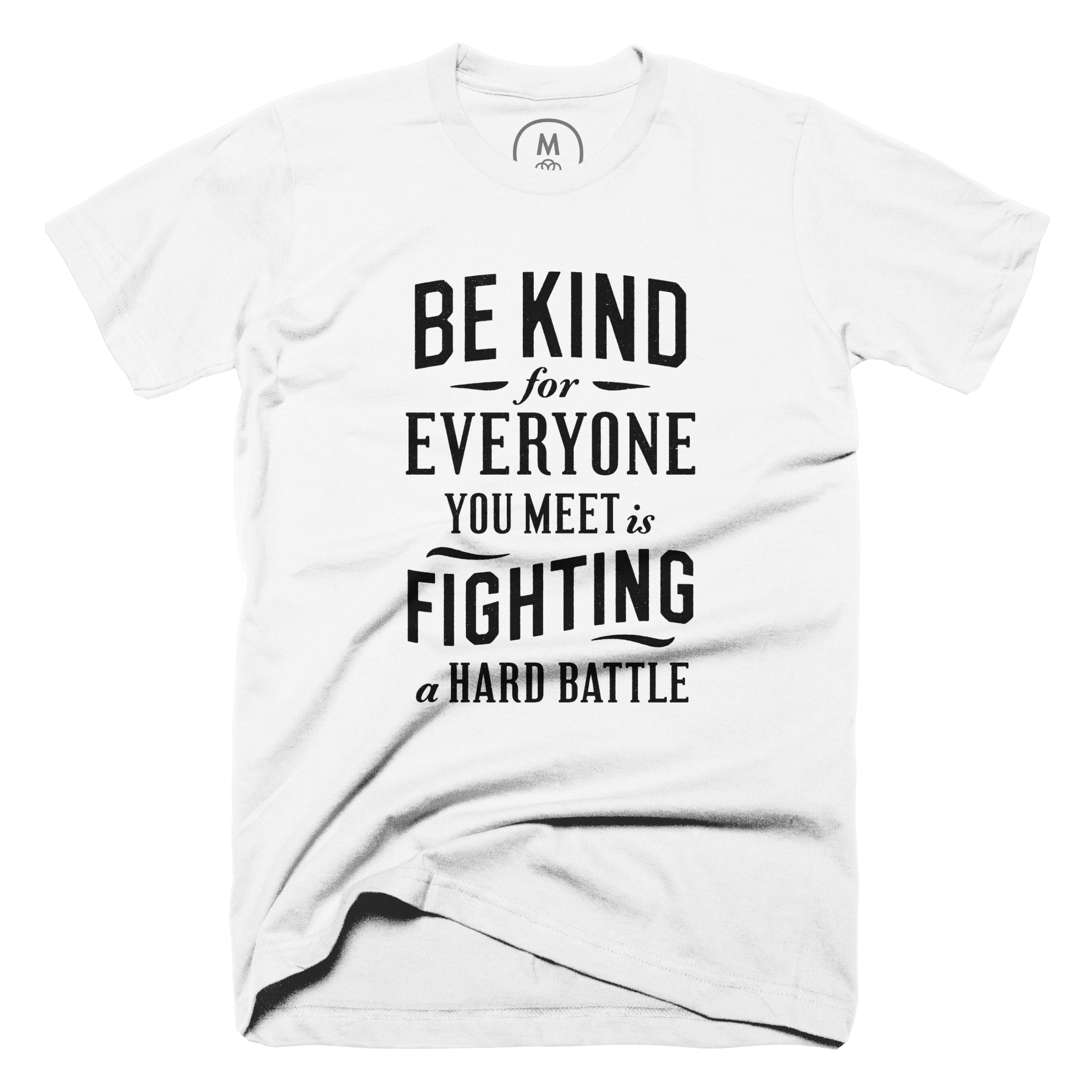 Be Kind White (Men's)