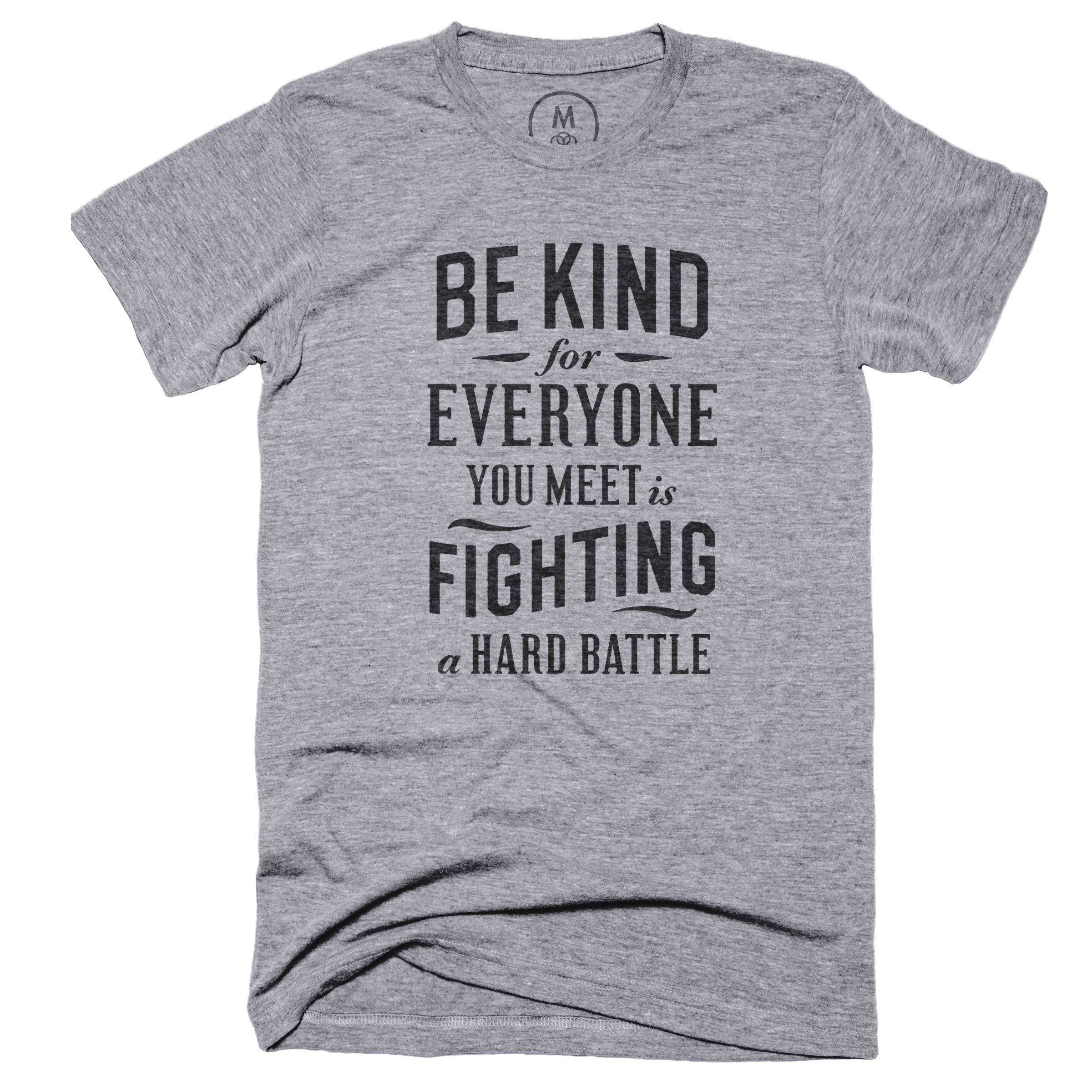 Be Kind Premium Heather (Men's)