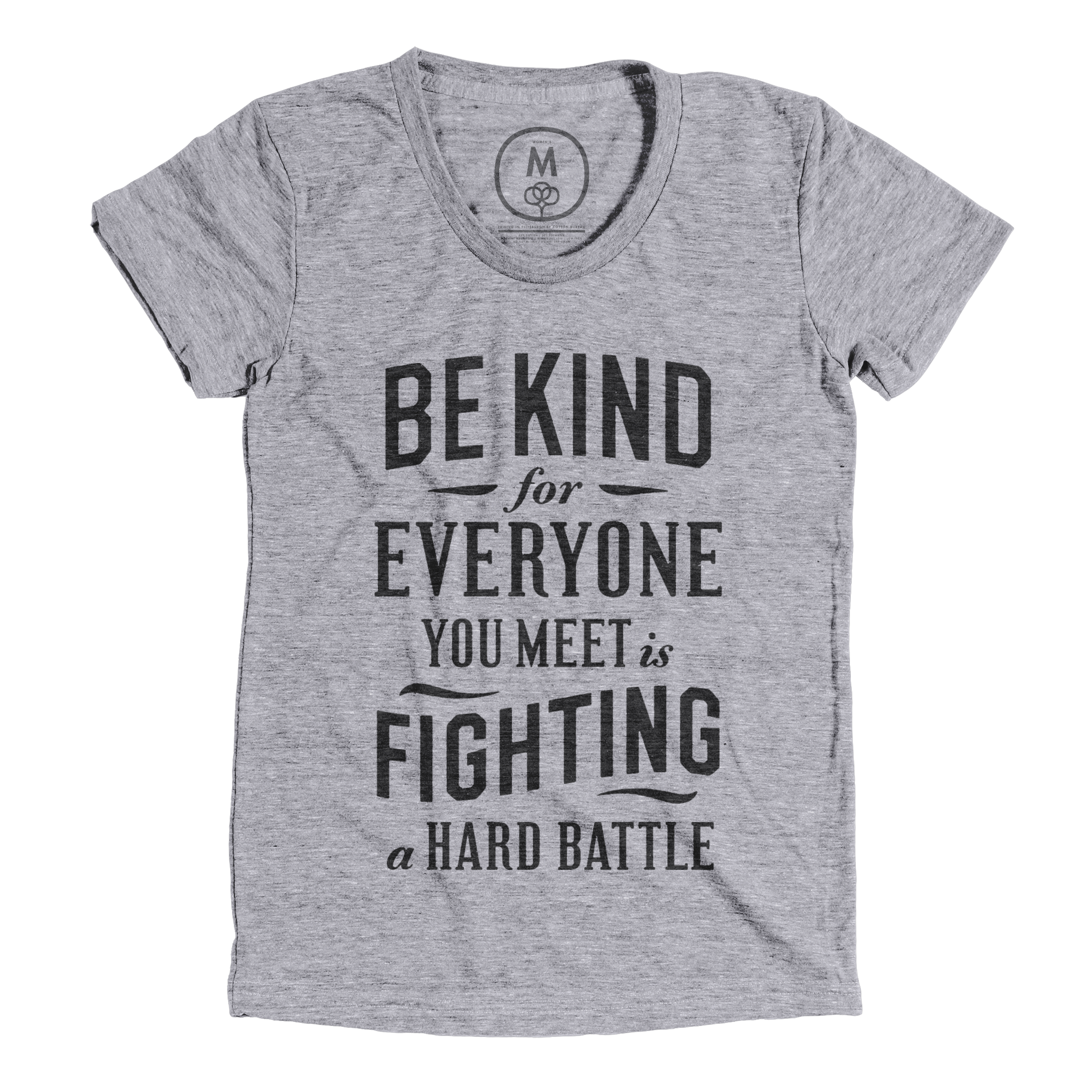 Be Kind Premium Heather (Women's)