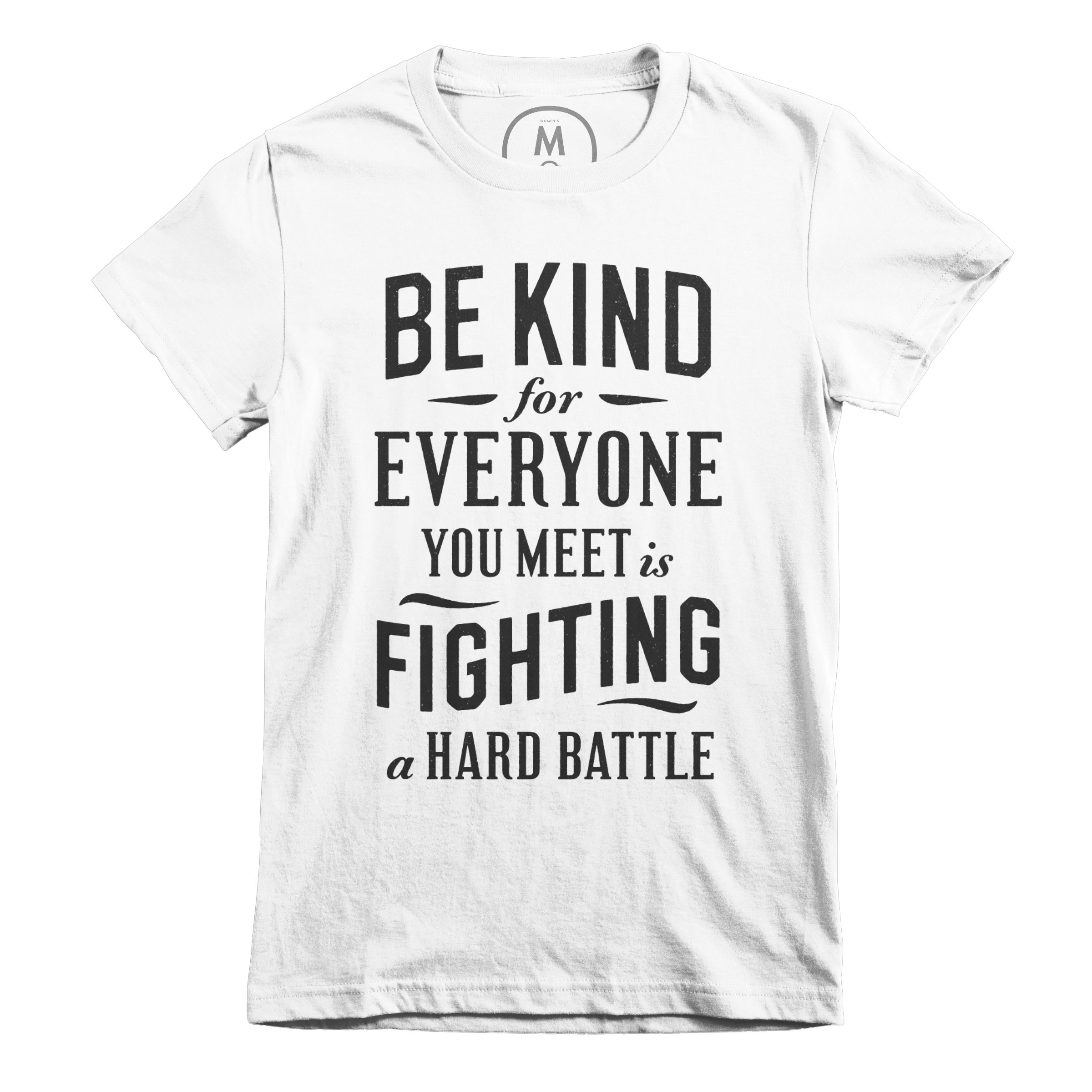 Be Kind White (Women's)
