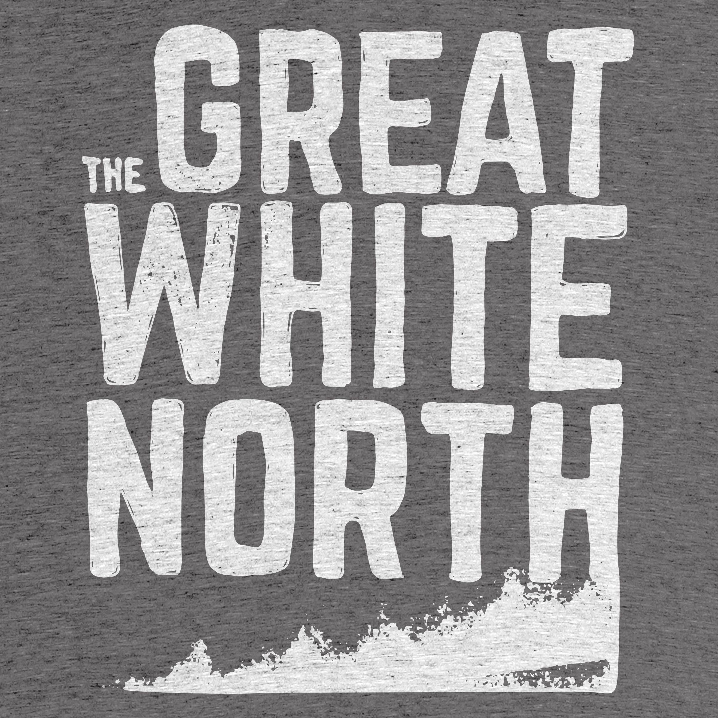 The Great White North Detail