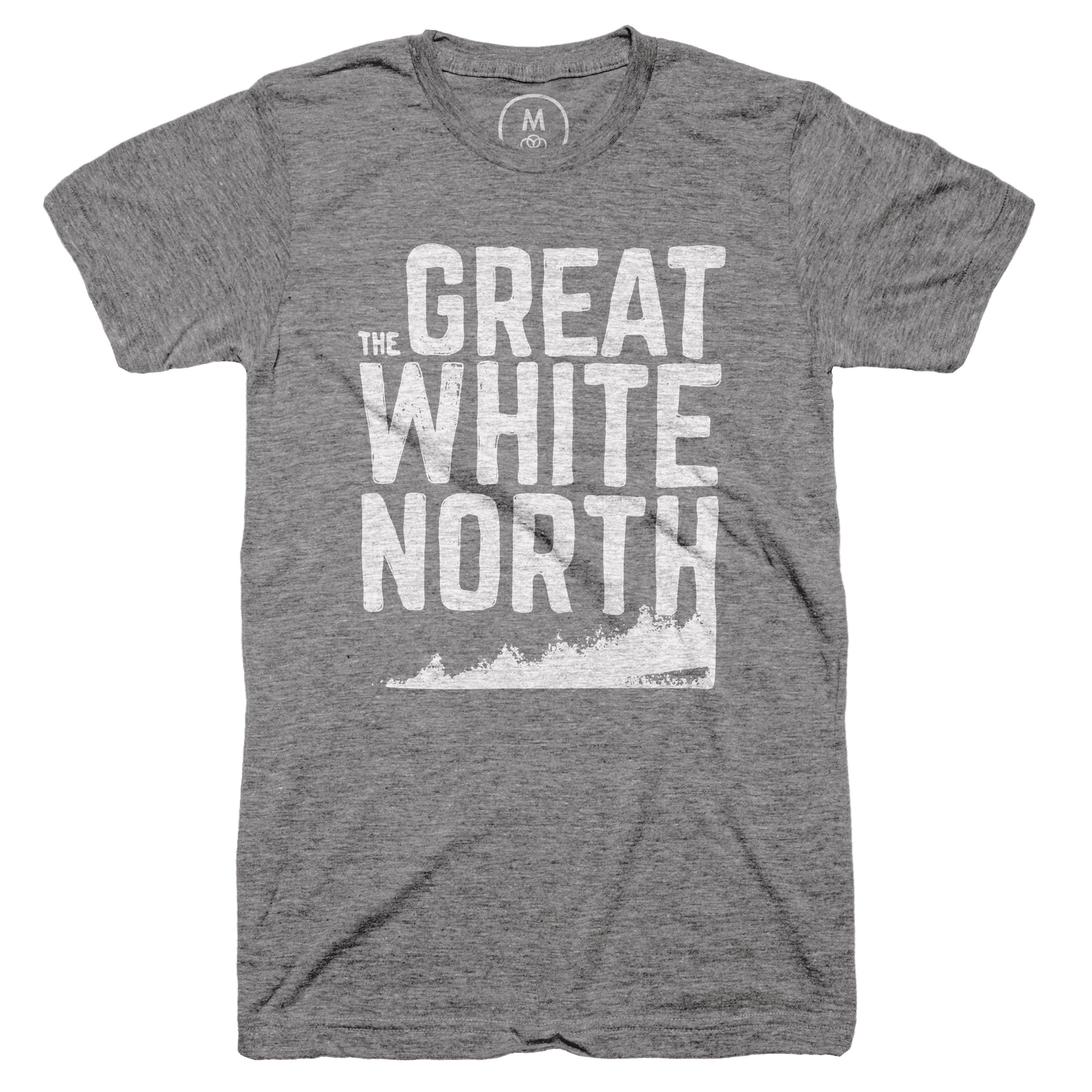 The Great White North Athletic Grey (Men's)