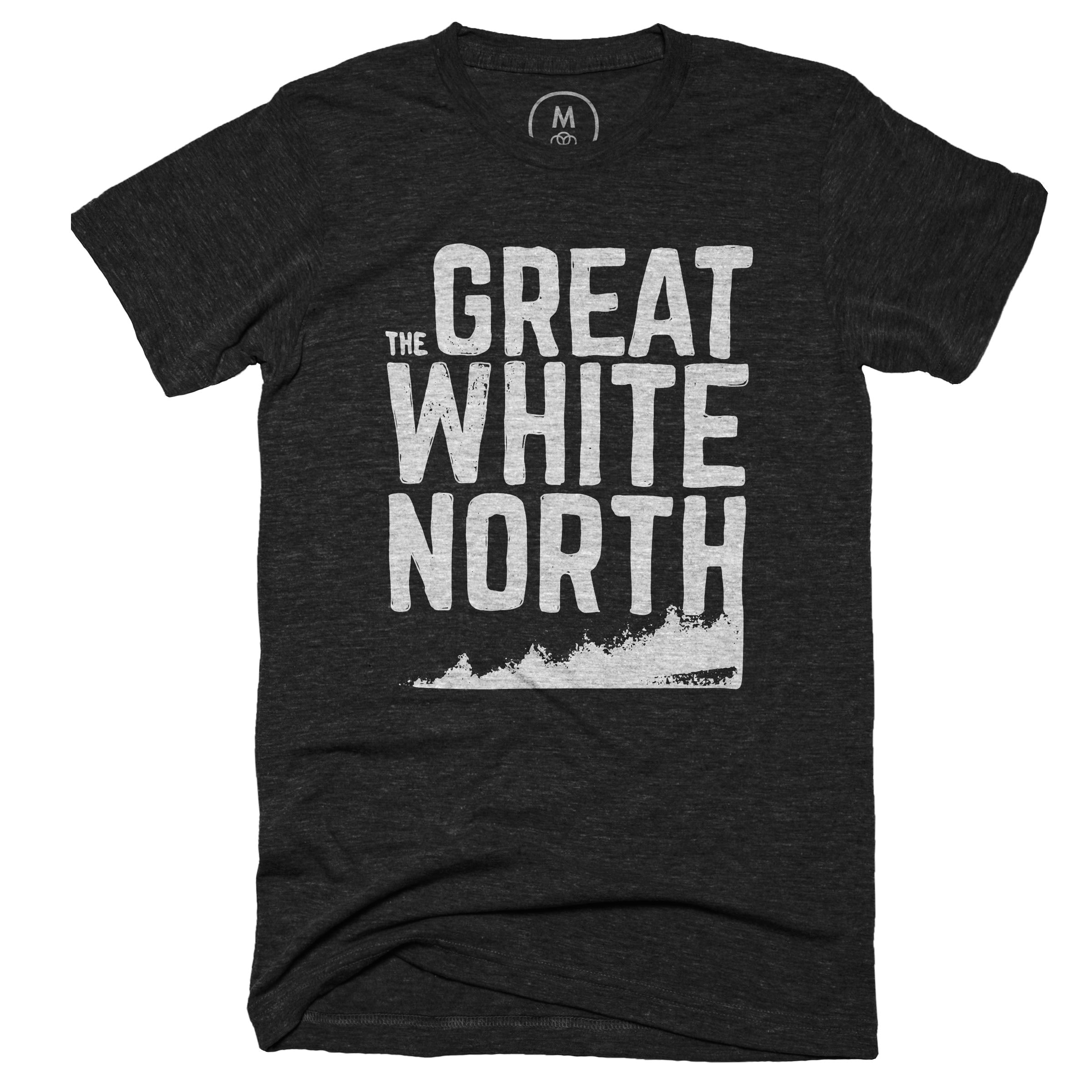 The Great White North Tri-Black (Men's)