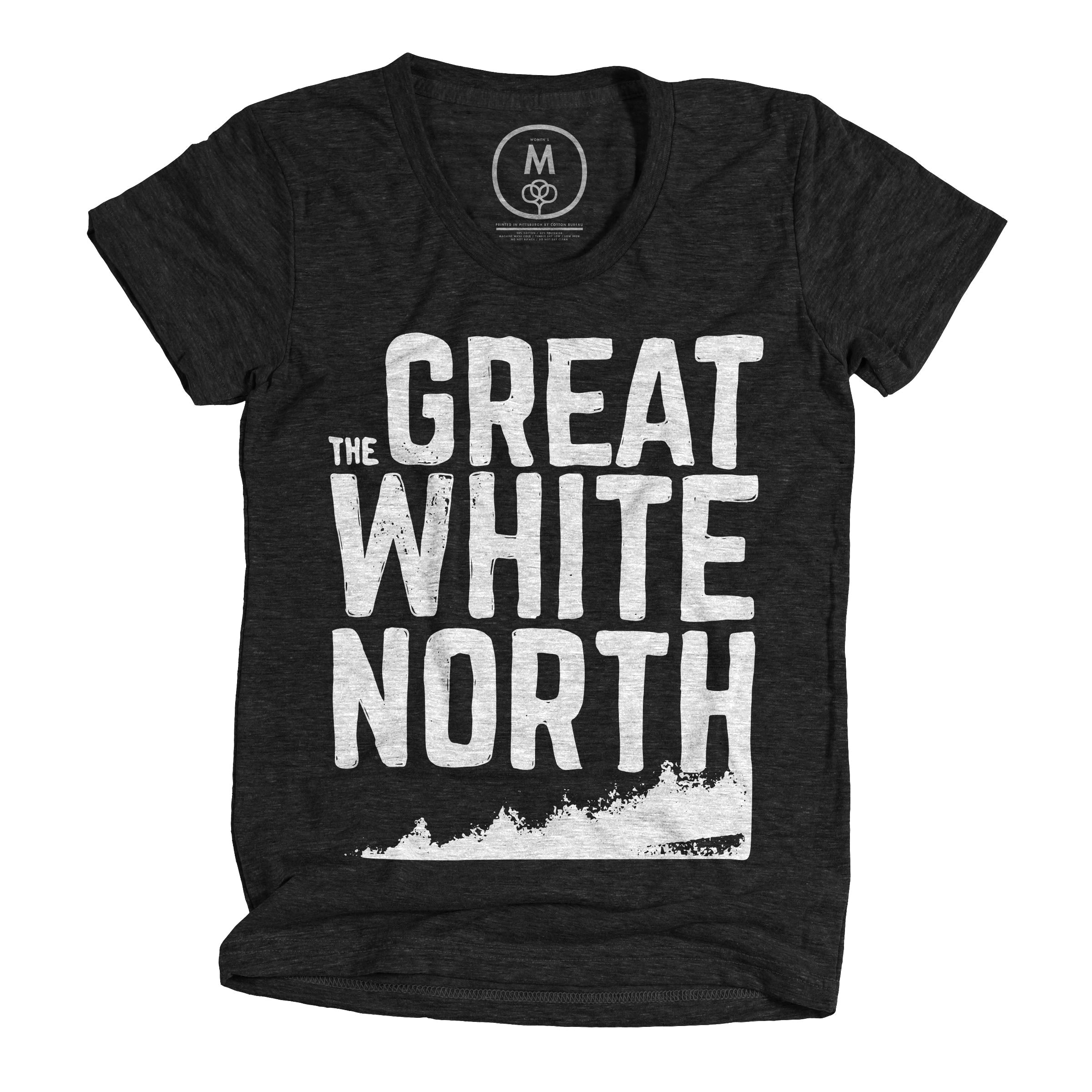 The Great White North Tri-Black (Women's)