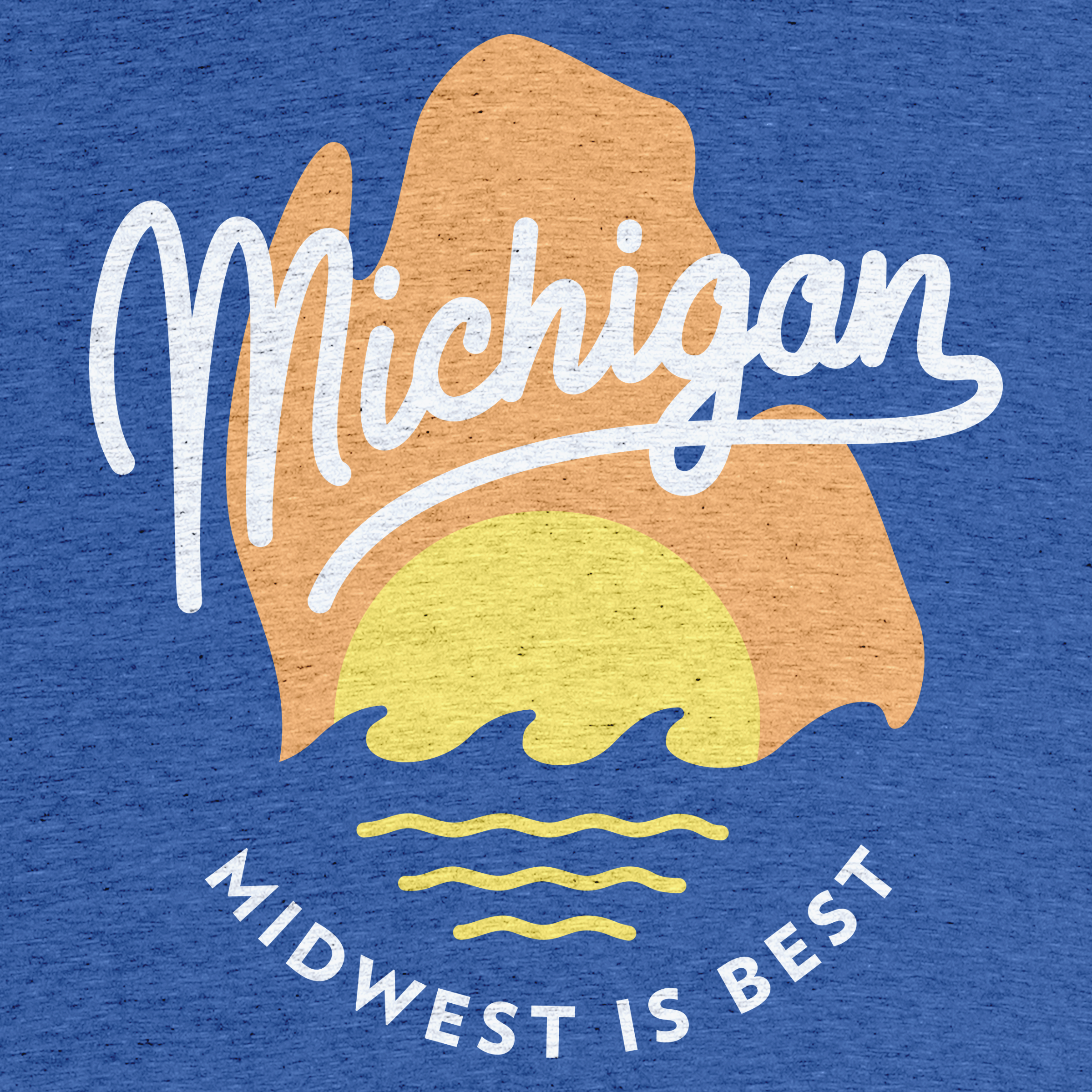 The Great Mitten State Detail