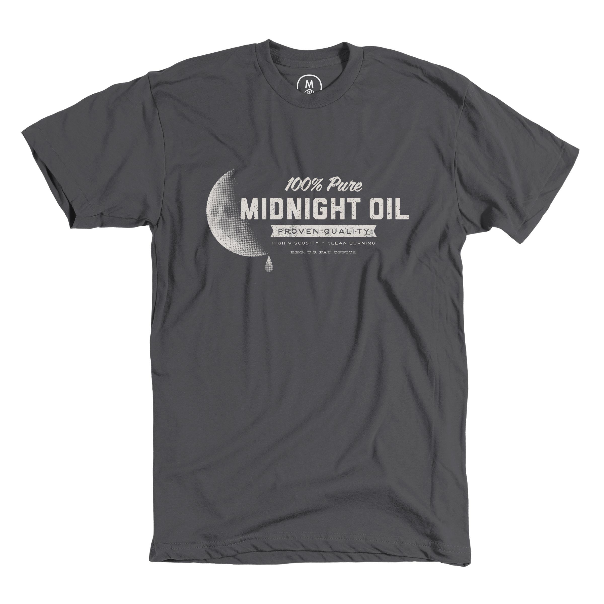 Genuine Midnight Oil