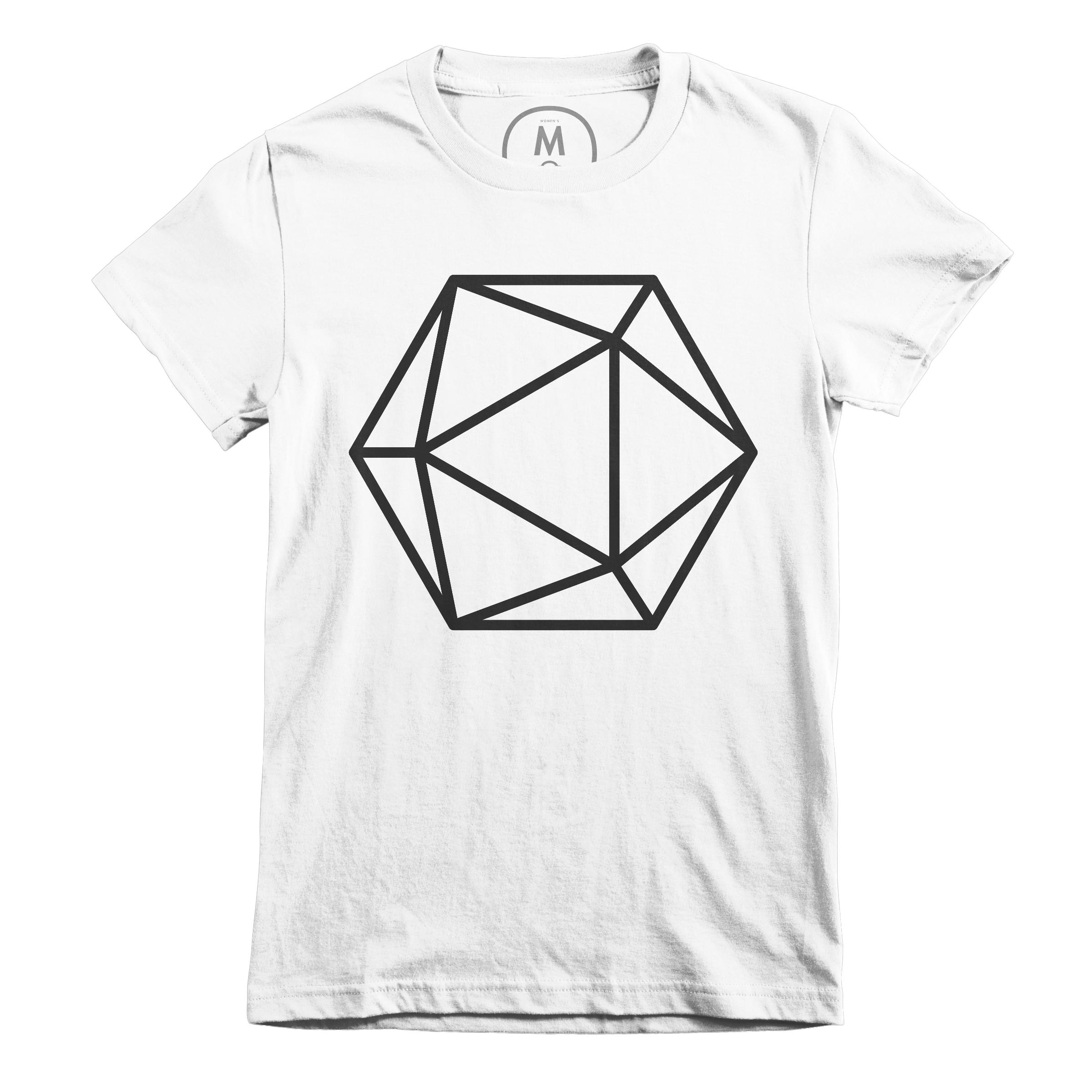 Polyhedron White (Women's)