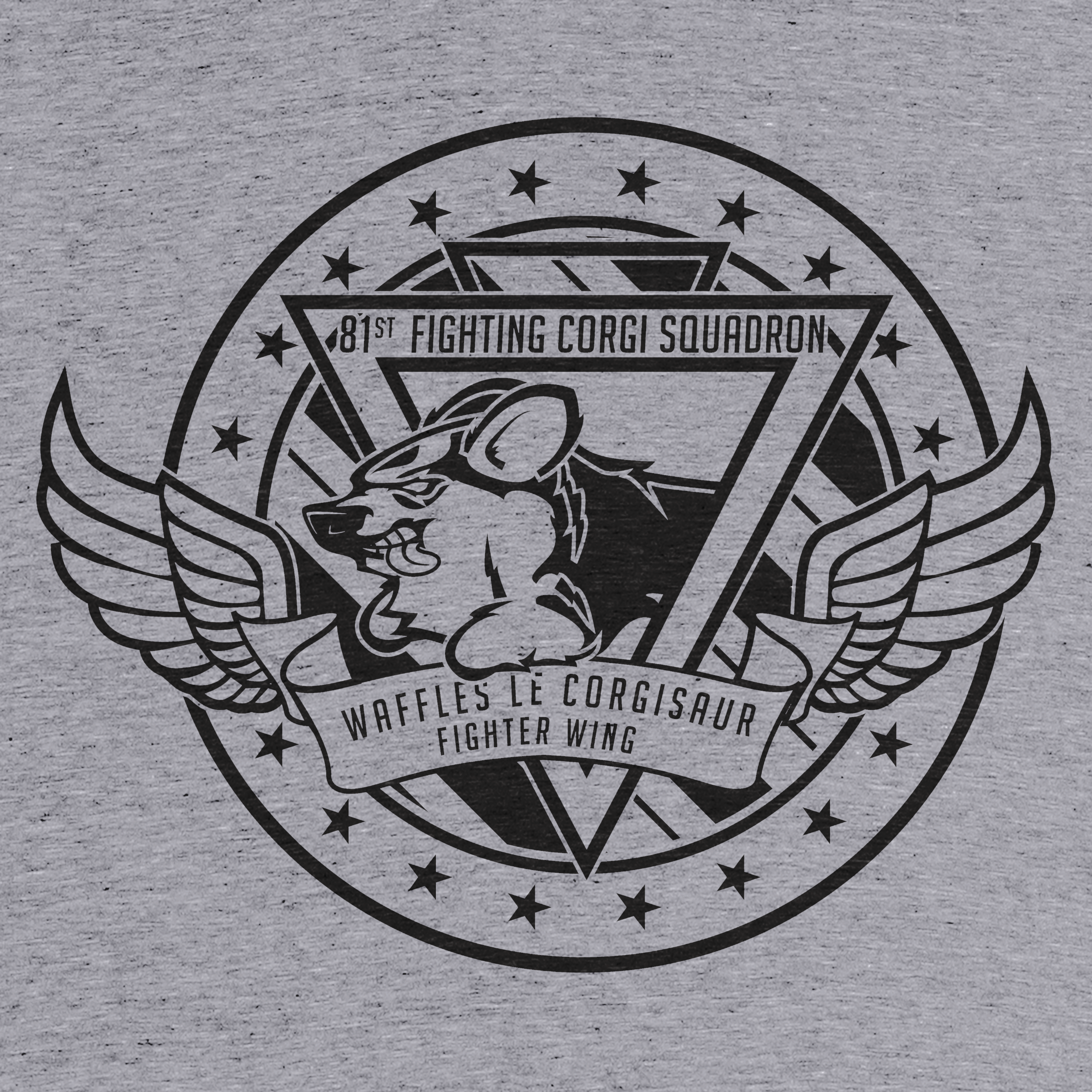 81st Fighting Corgi Squadron