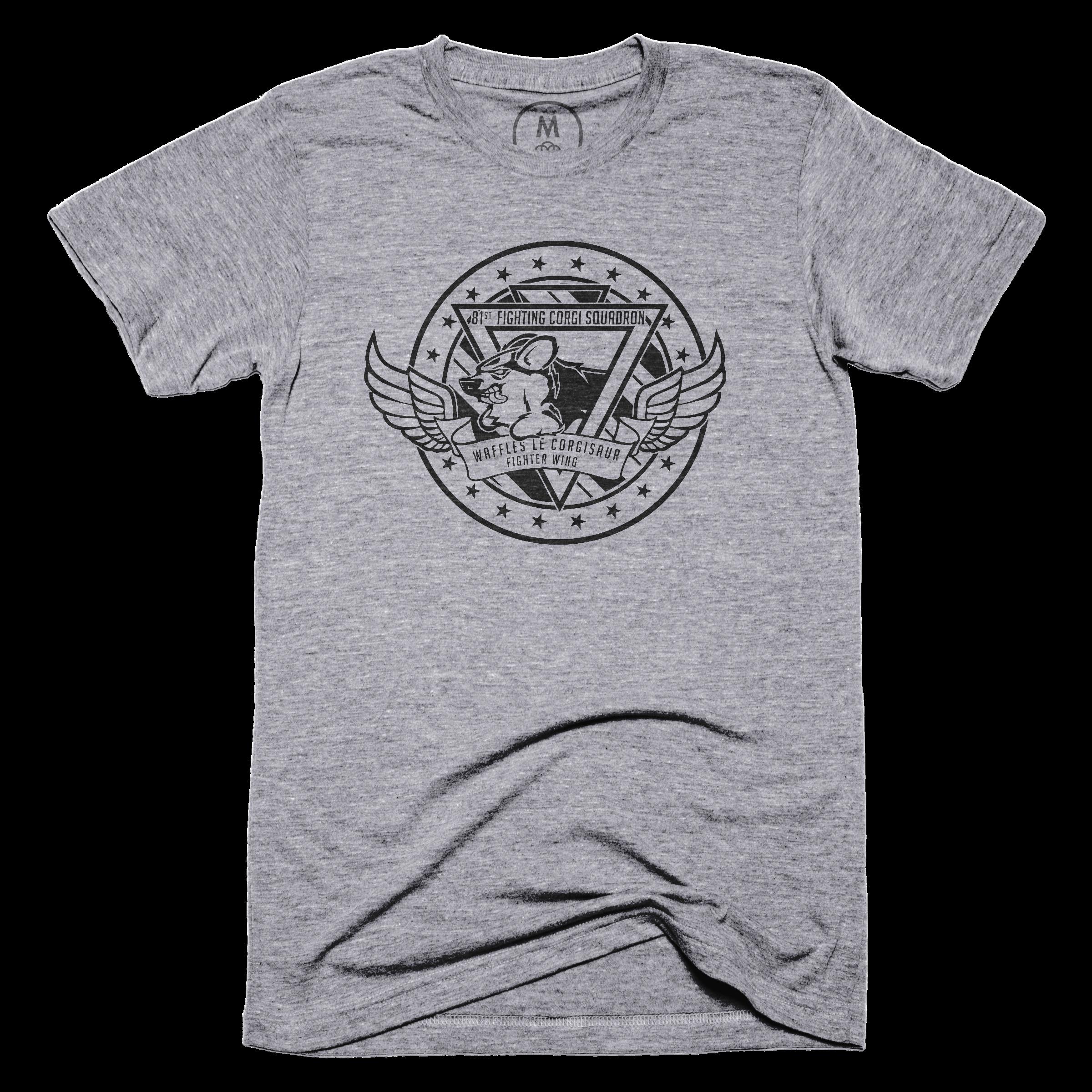 81st Fighting Corgi Squadron