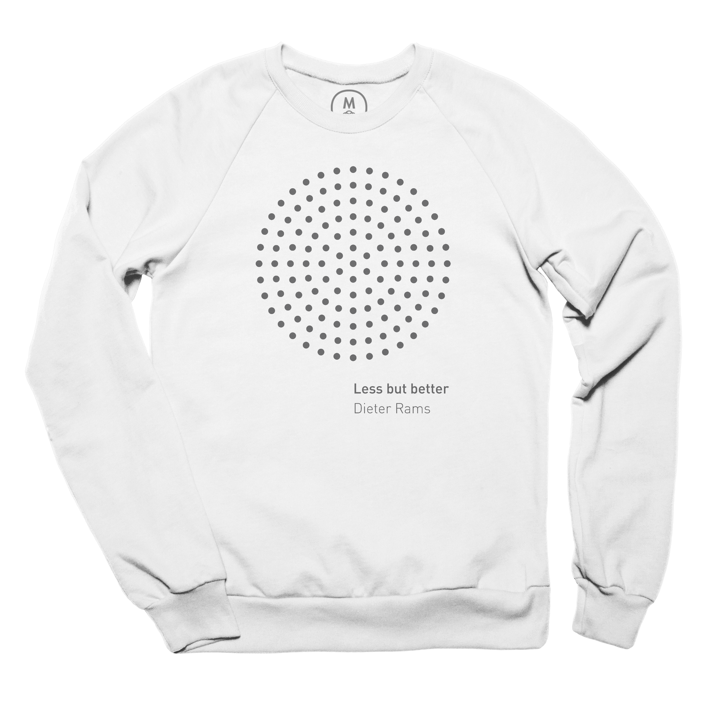Less But Better Pullover Crewneck