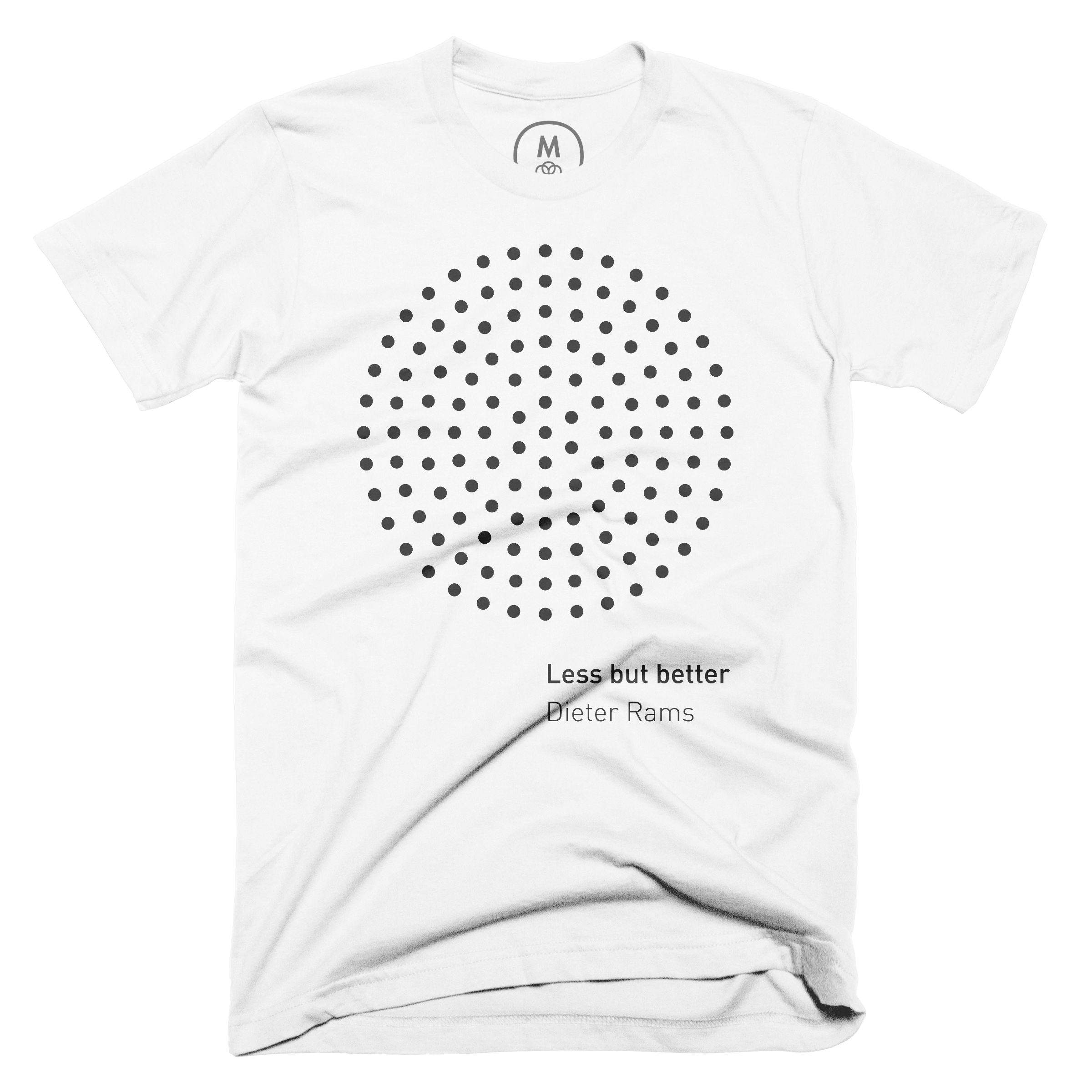 Less But Better White (Men's)