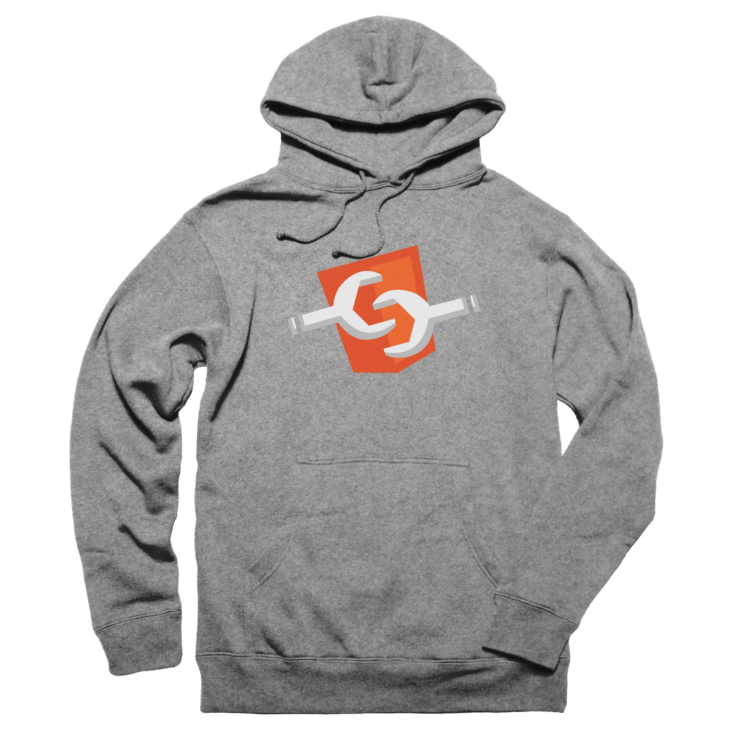 Web Components Pullover Hoodie
