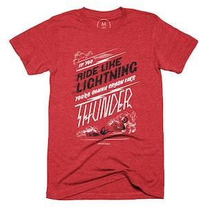 Ride Like Lightning, Crash Like Thunder