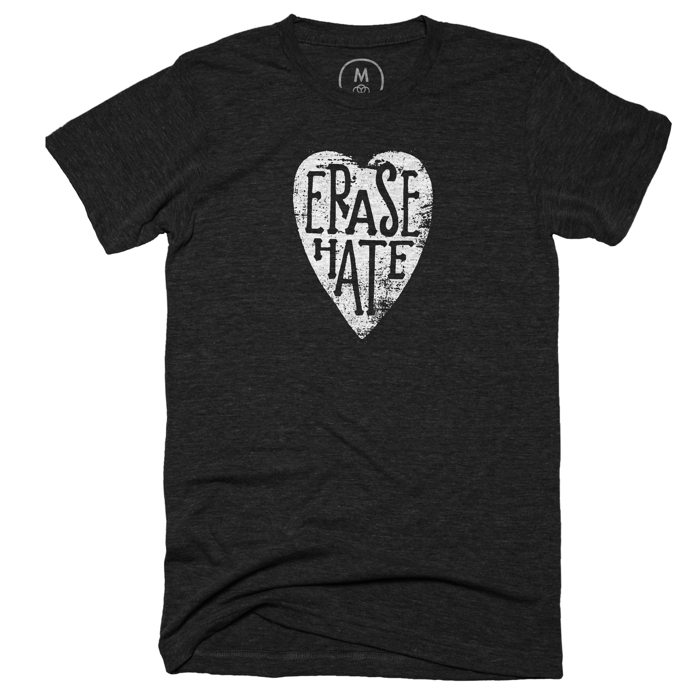 Erase Hate Vintage Black (Men's)