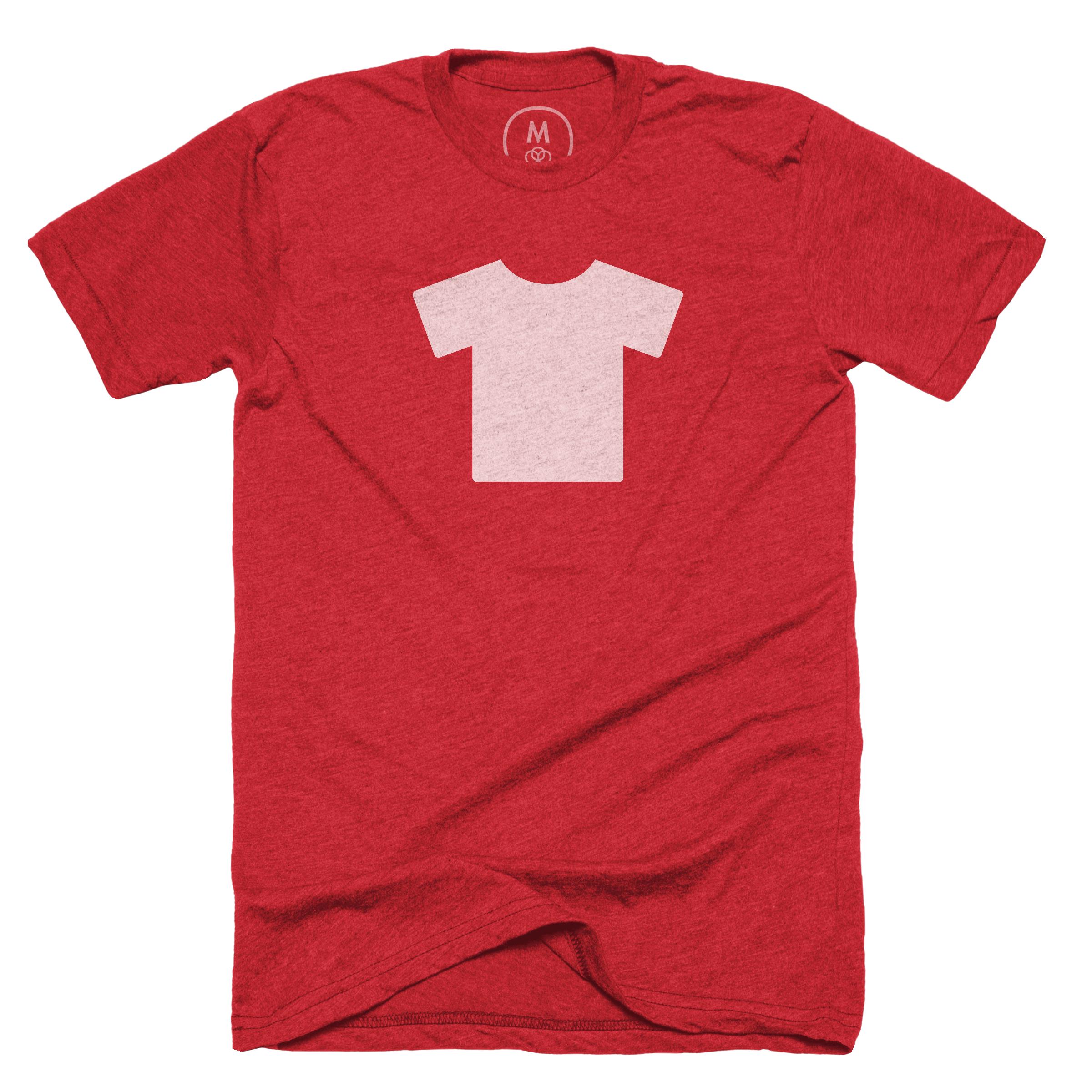 T-Shirt Red (Men's)