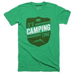 It's Camping Time
