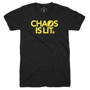 Chaos Isn't a Pit