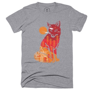 Wild is the fox
