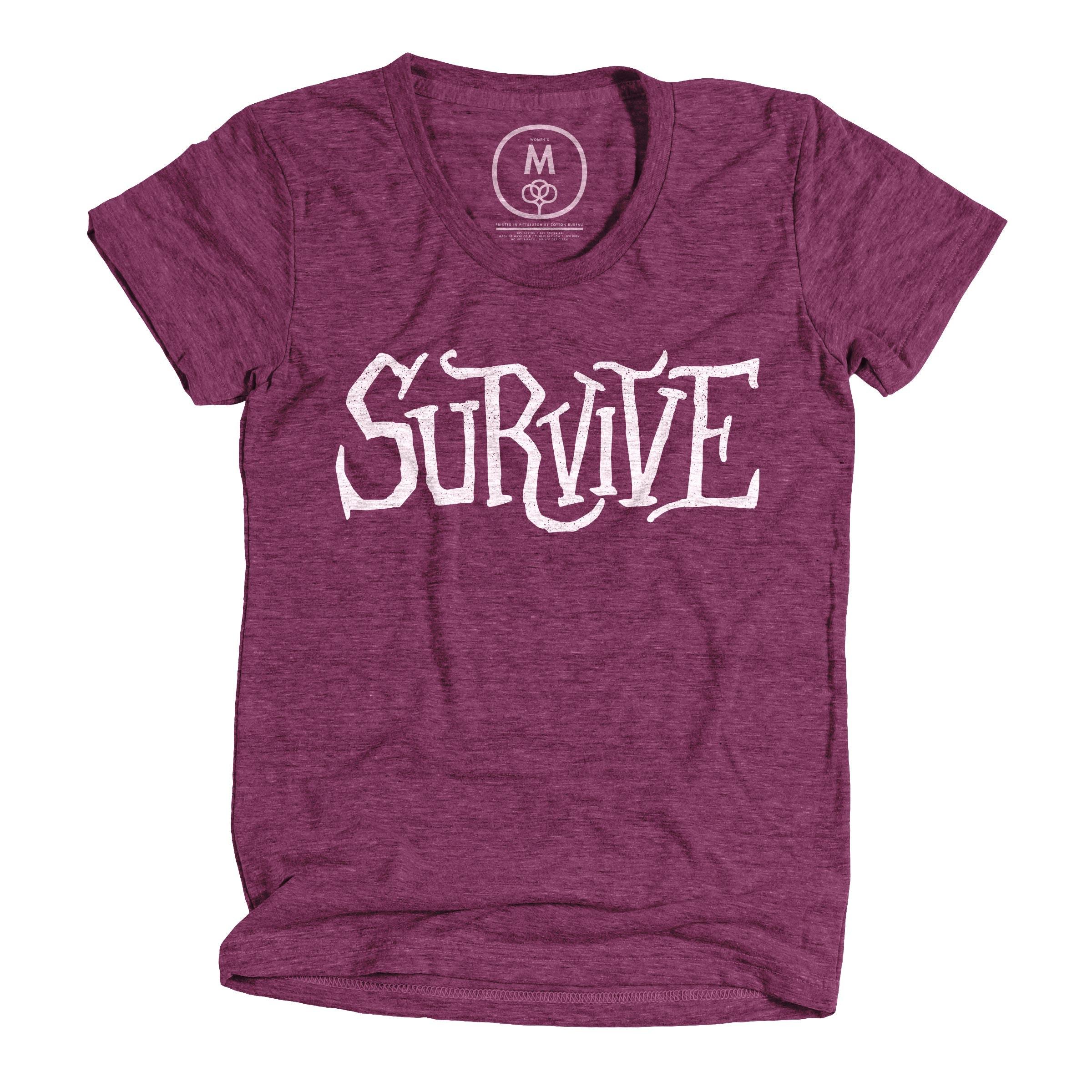 Survive Tri-Cranberry (Women's)