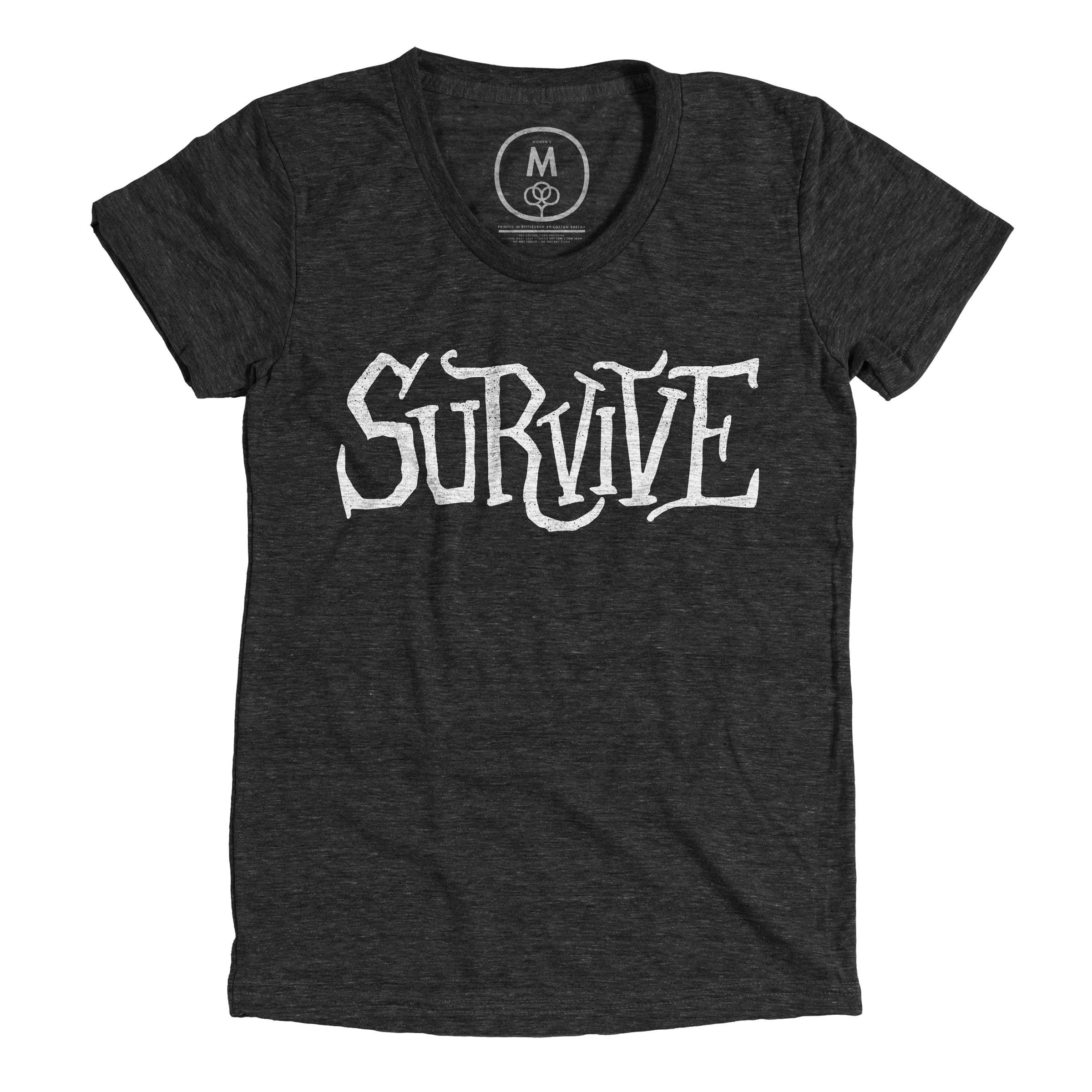 Survive Tri-Black (Women's)