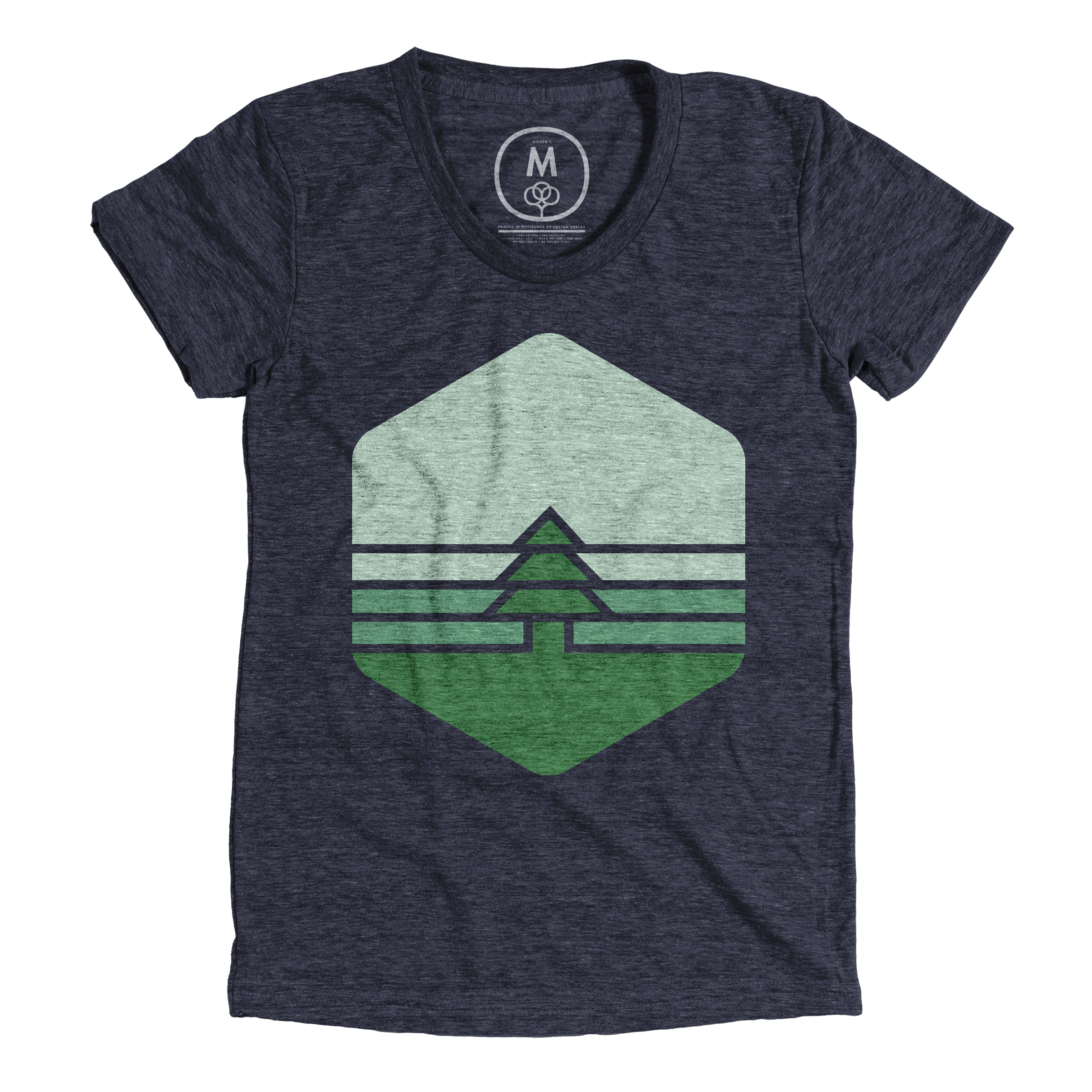 Yosemite Vintage Navy (Women's)