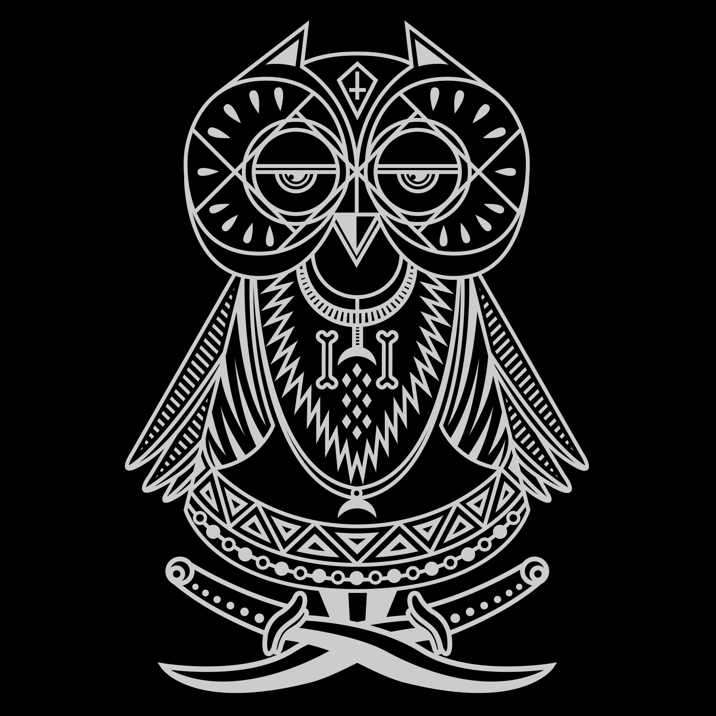 Owl Shaman Shirt