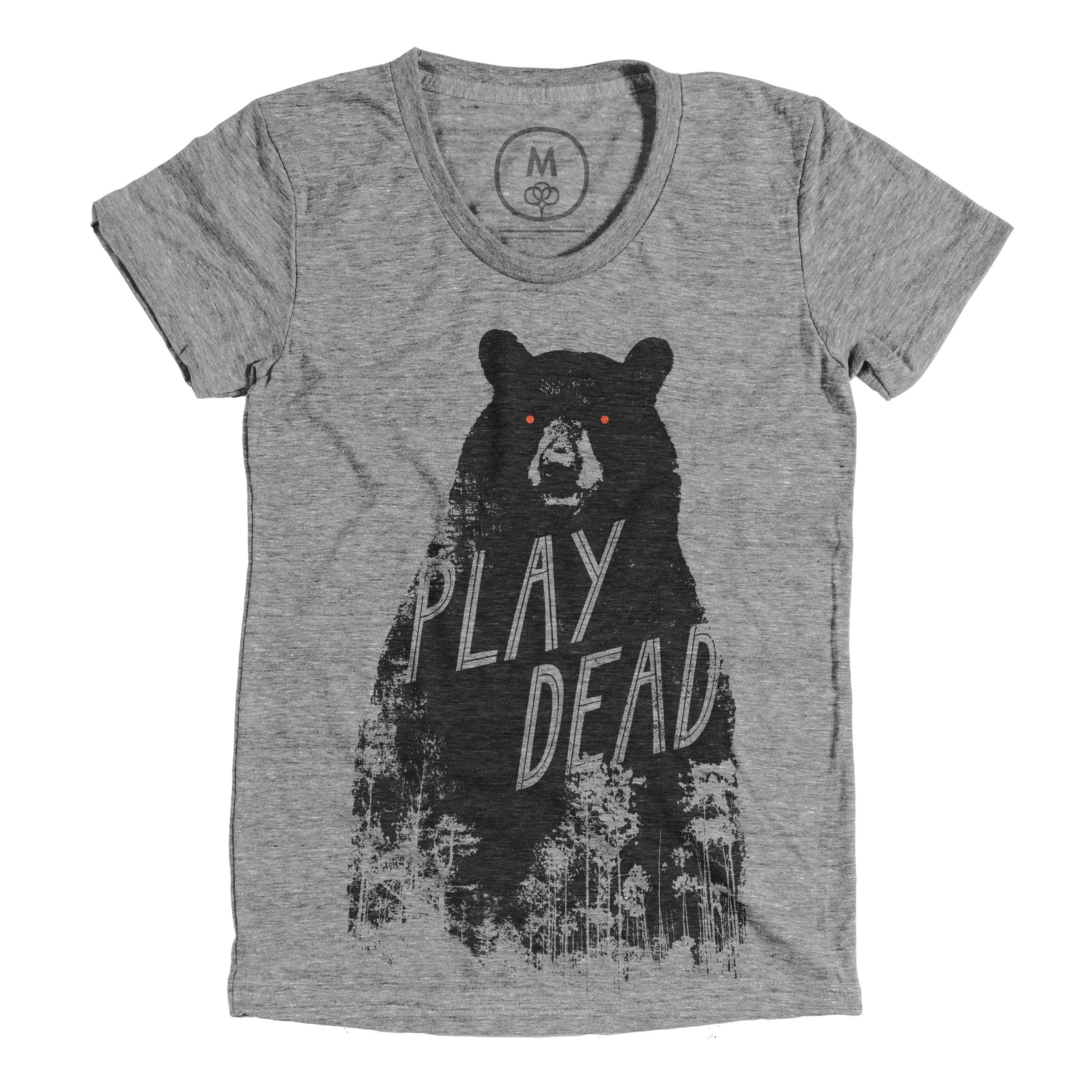 Play Dead Athletic Grey (Women's)