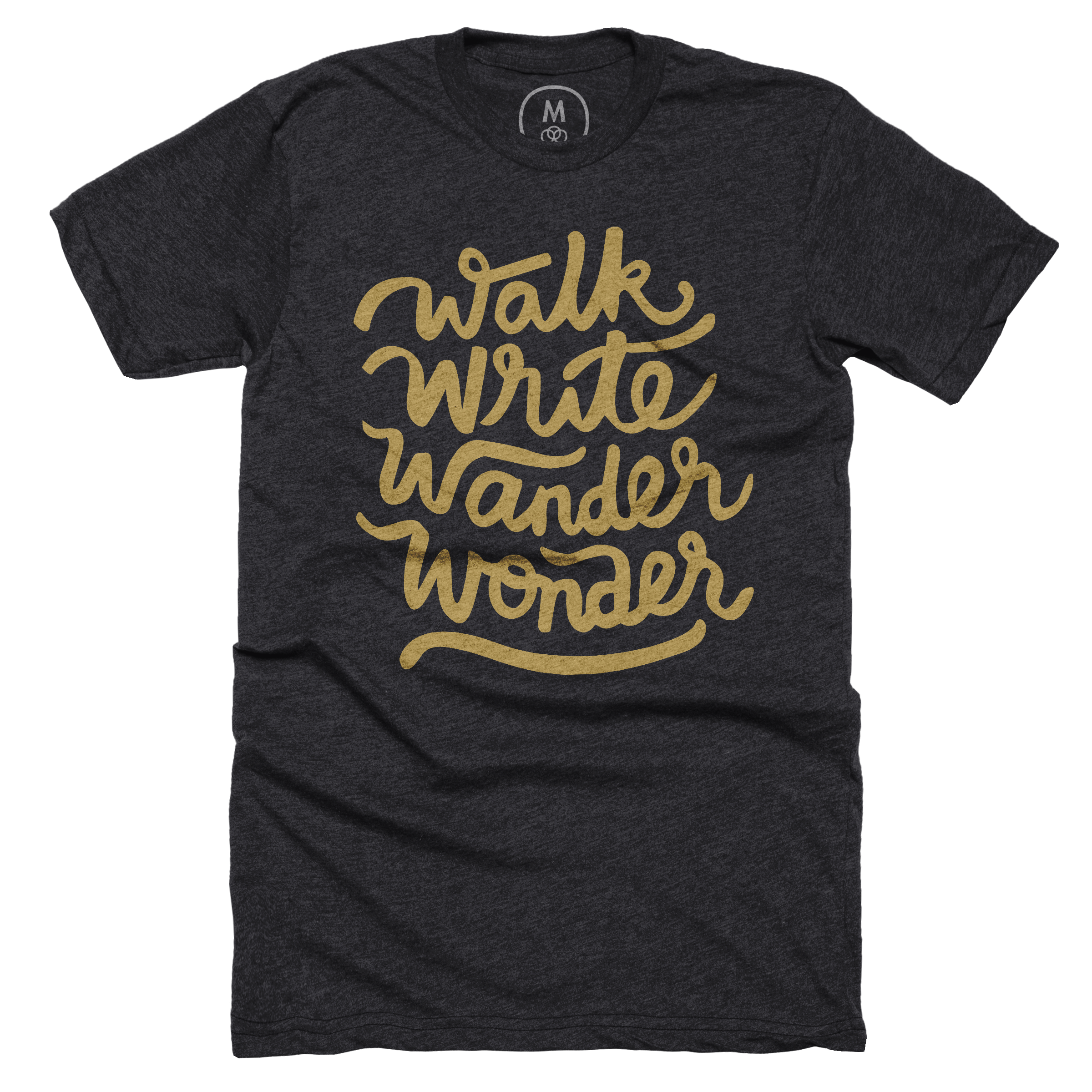 Walk, Write, Wander, Wonder