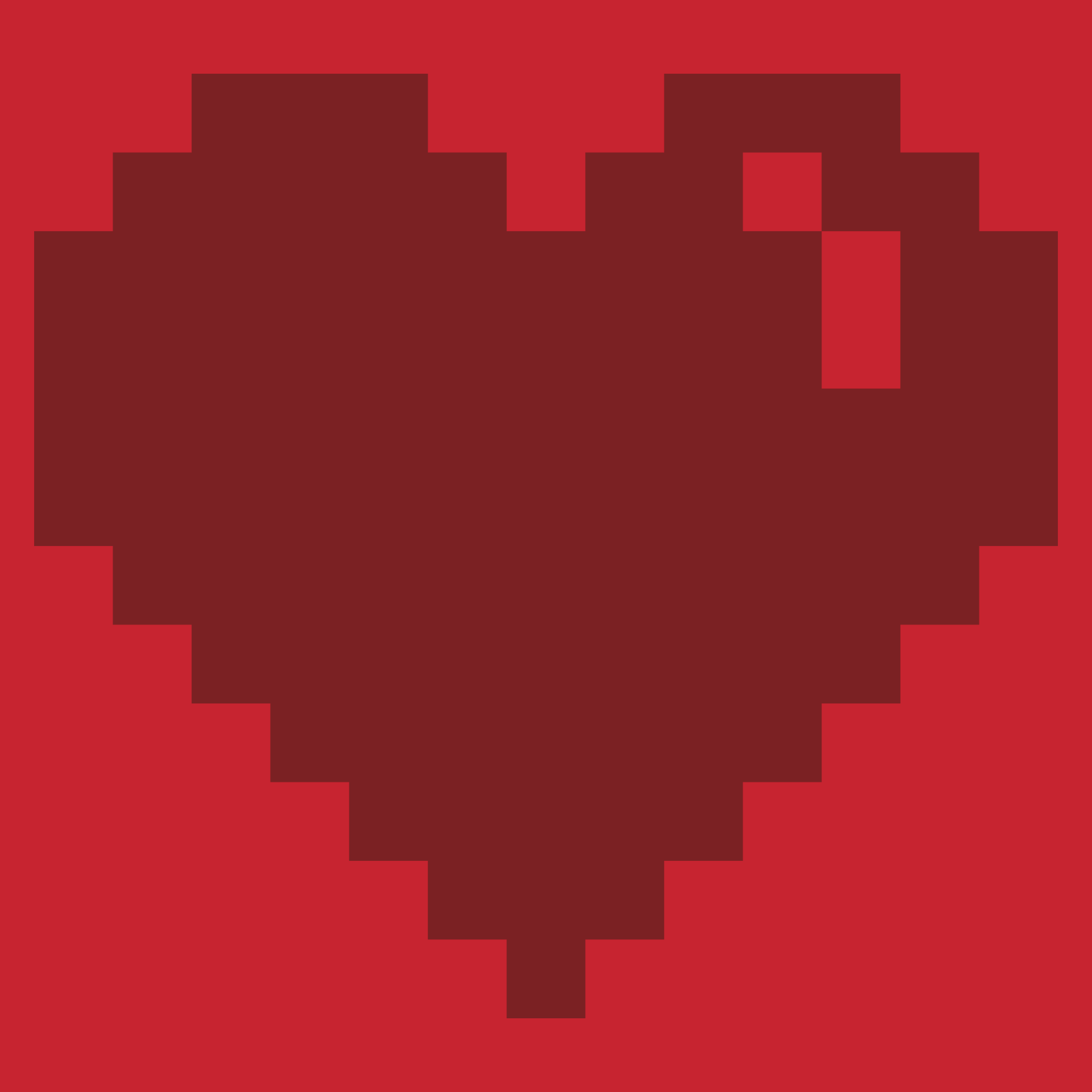 Pixel Heart Detail