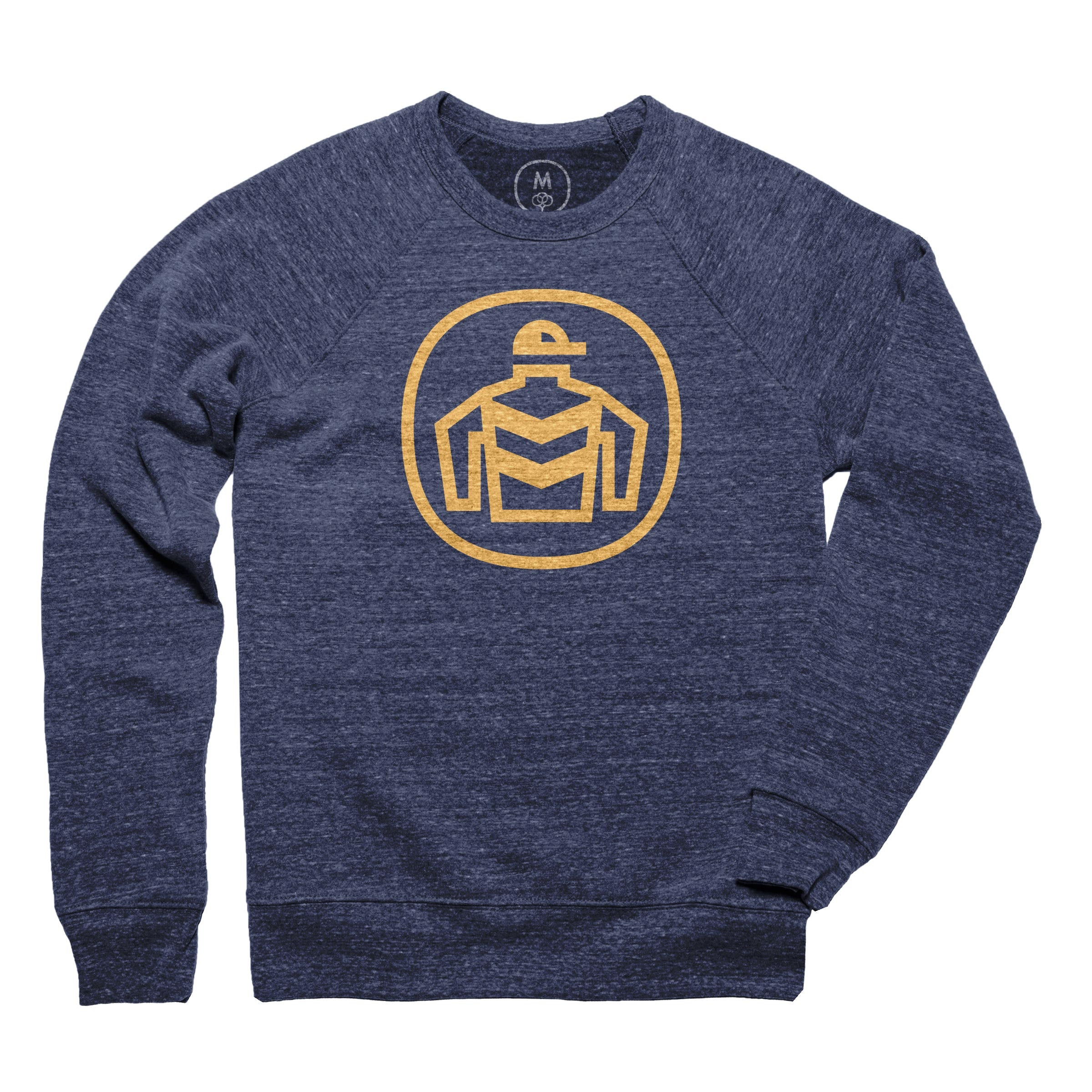 Superb-y Derby Pullover Crewneck