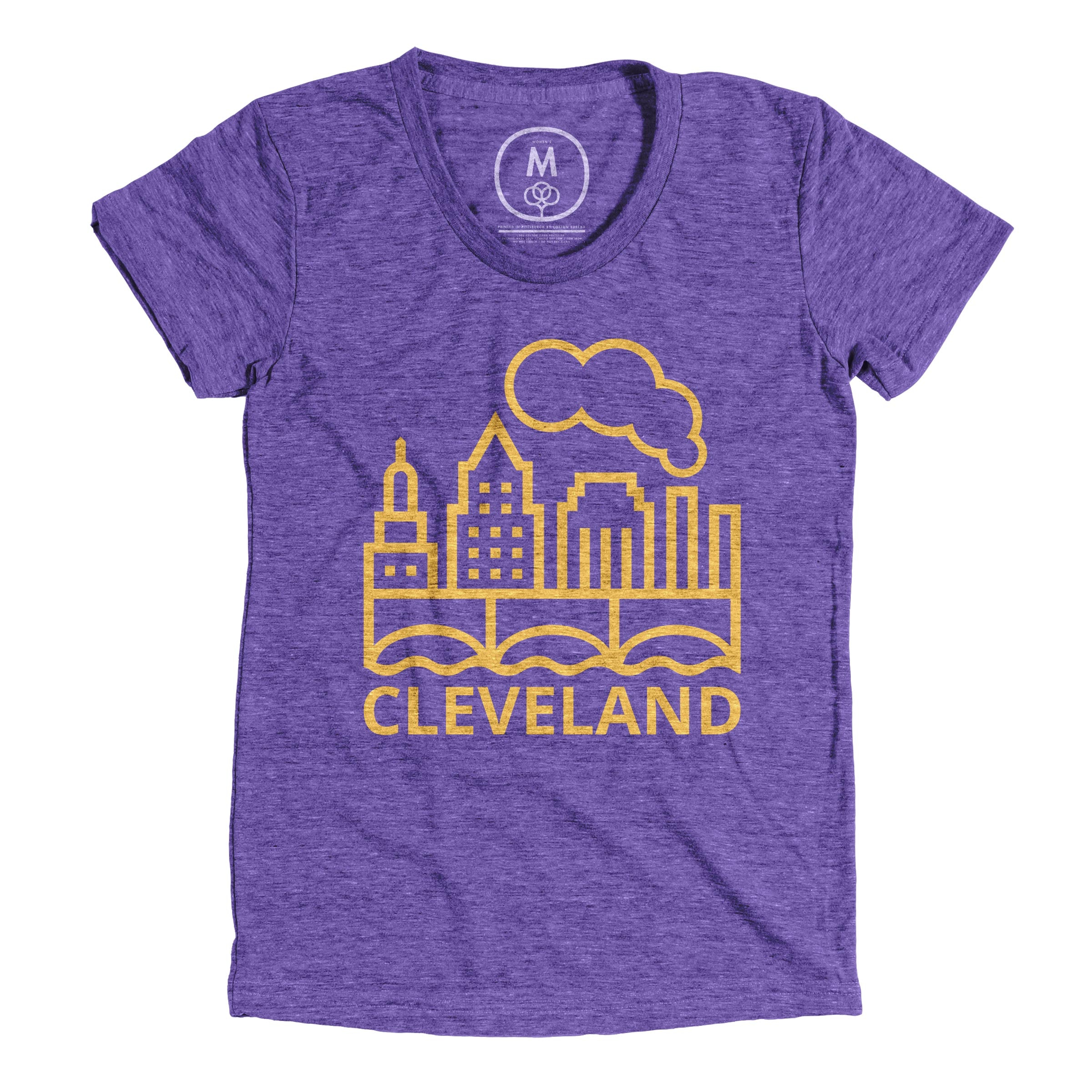 Cleveland Pride Tri-Orchid (Women's)