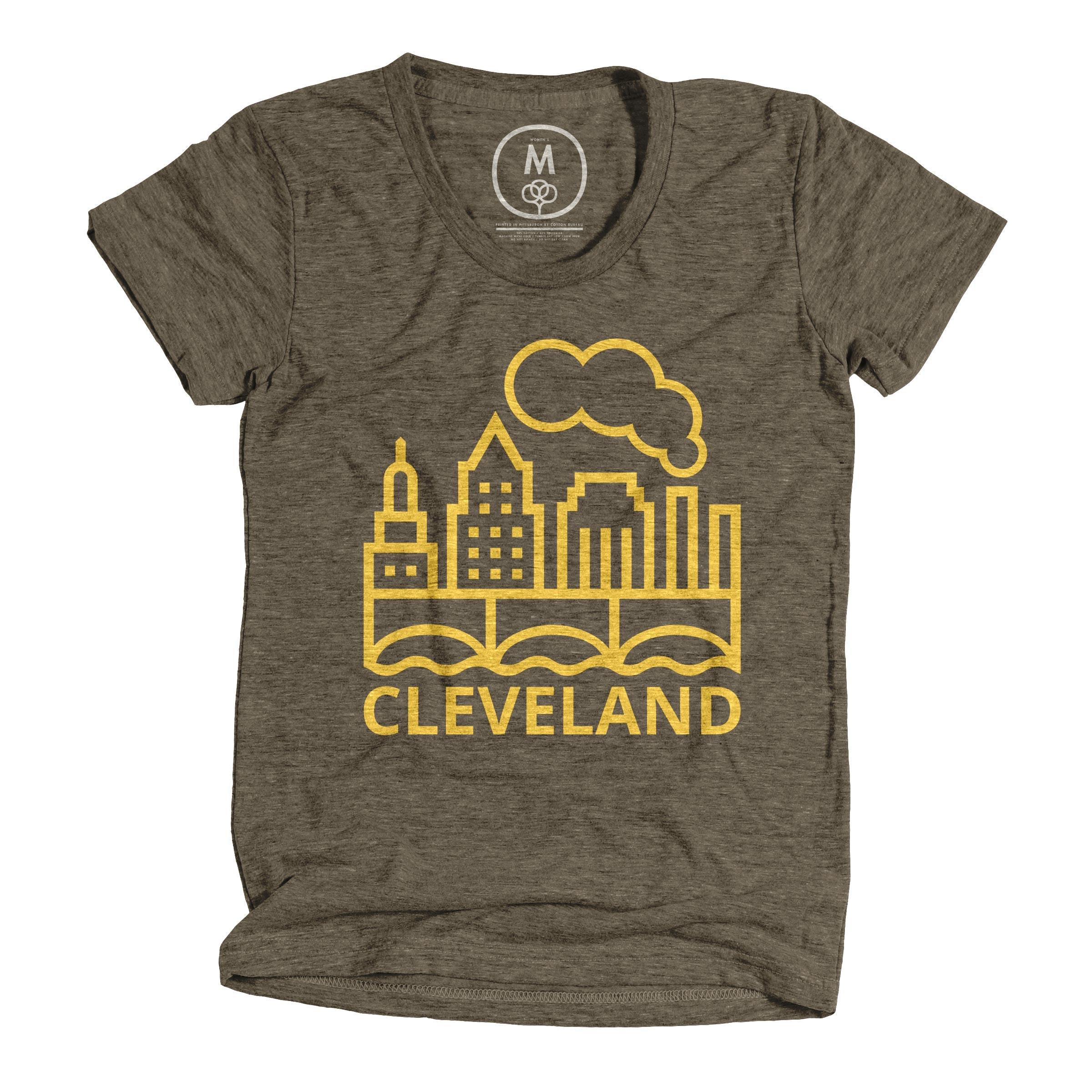 Cleveland Pride Tri-Coffee (Women's)