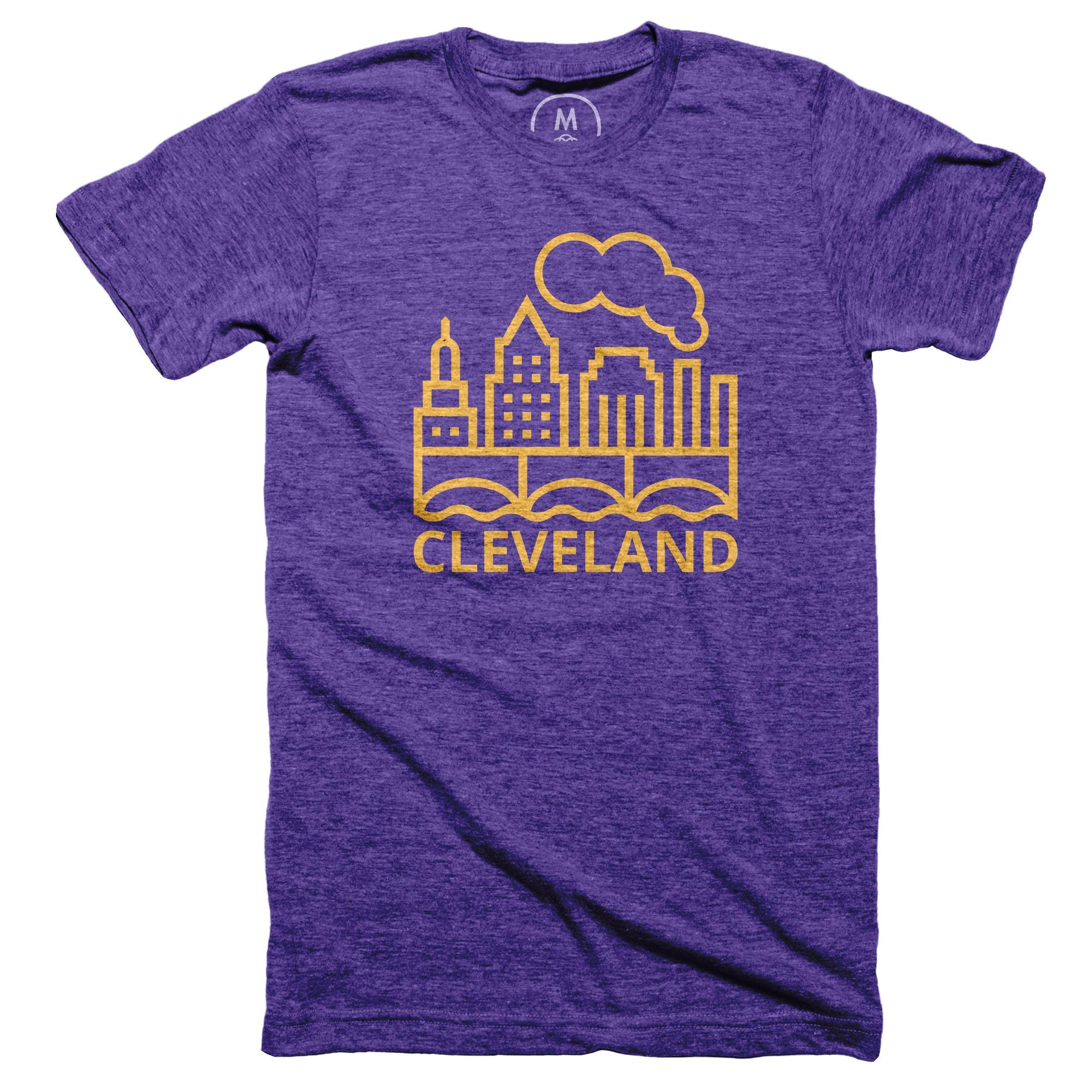 Cleveland Pride Tri-Orchid (Men's)