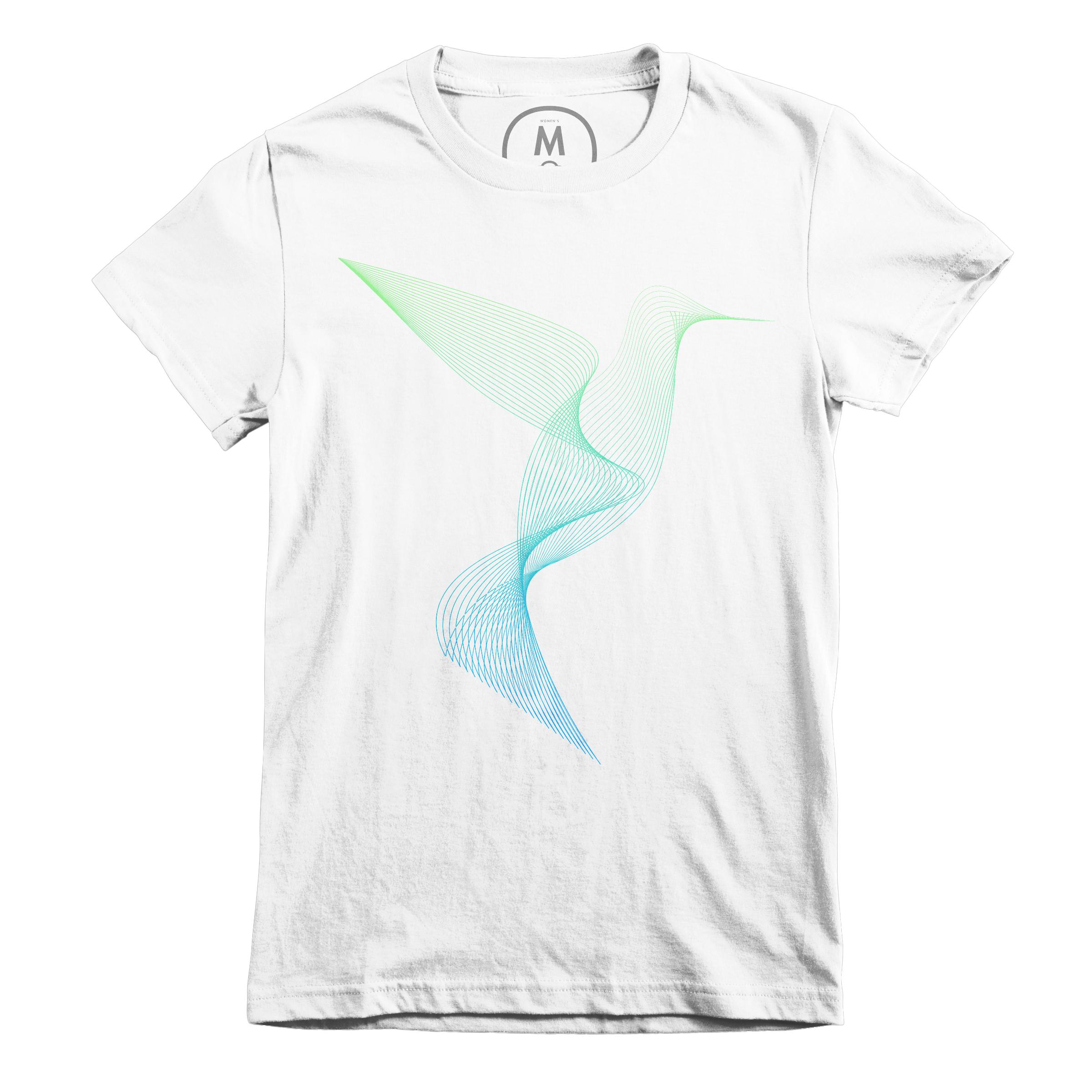 Hummingbird White (Women's)