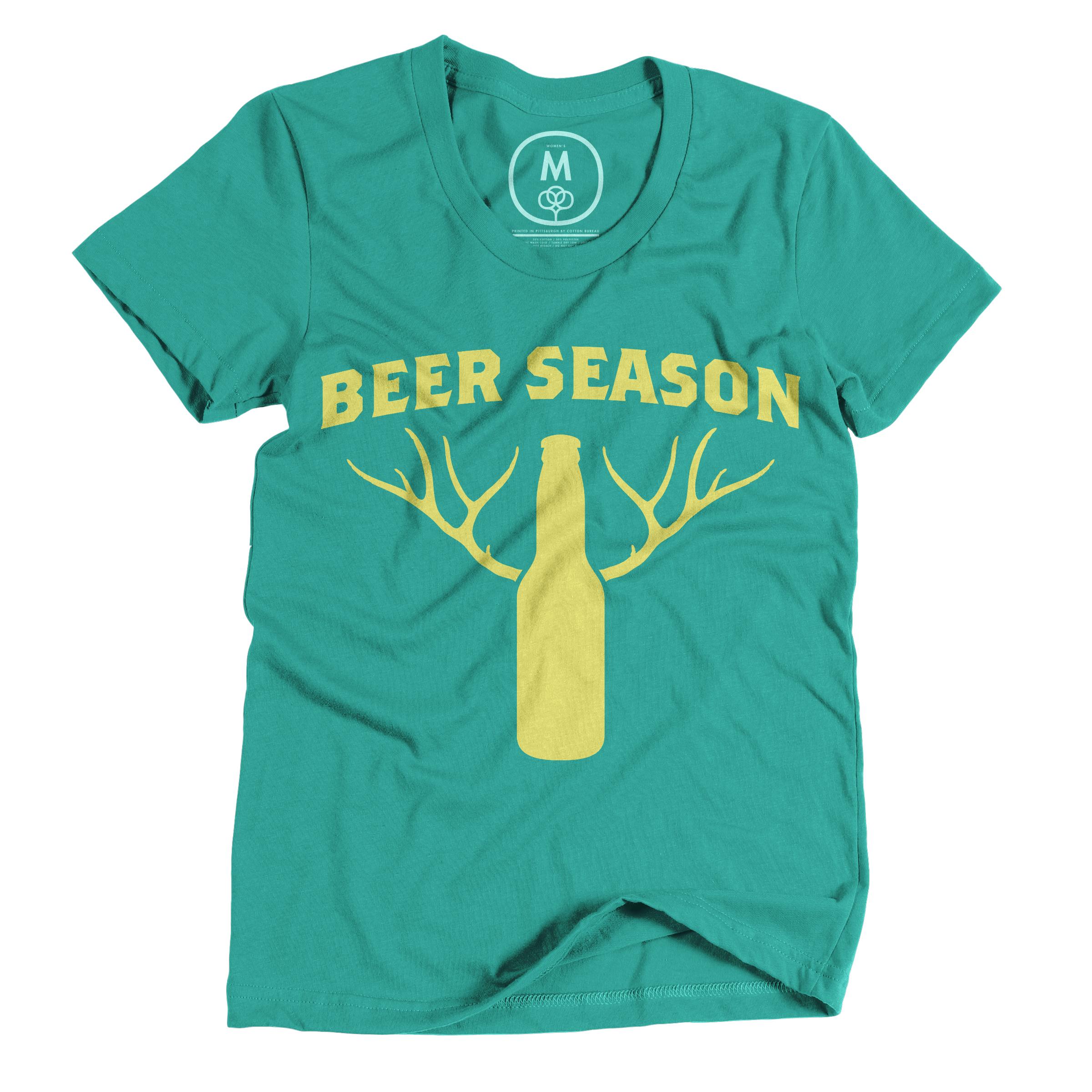 Beer Season Evergreen (Women's)