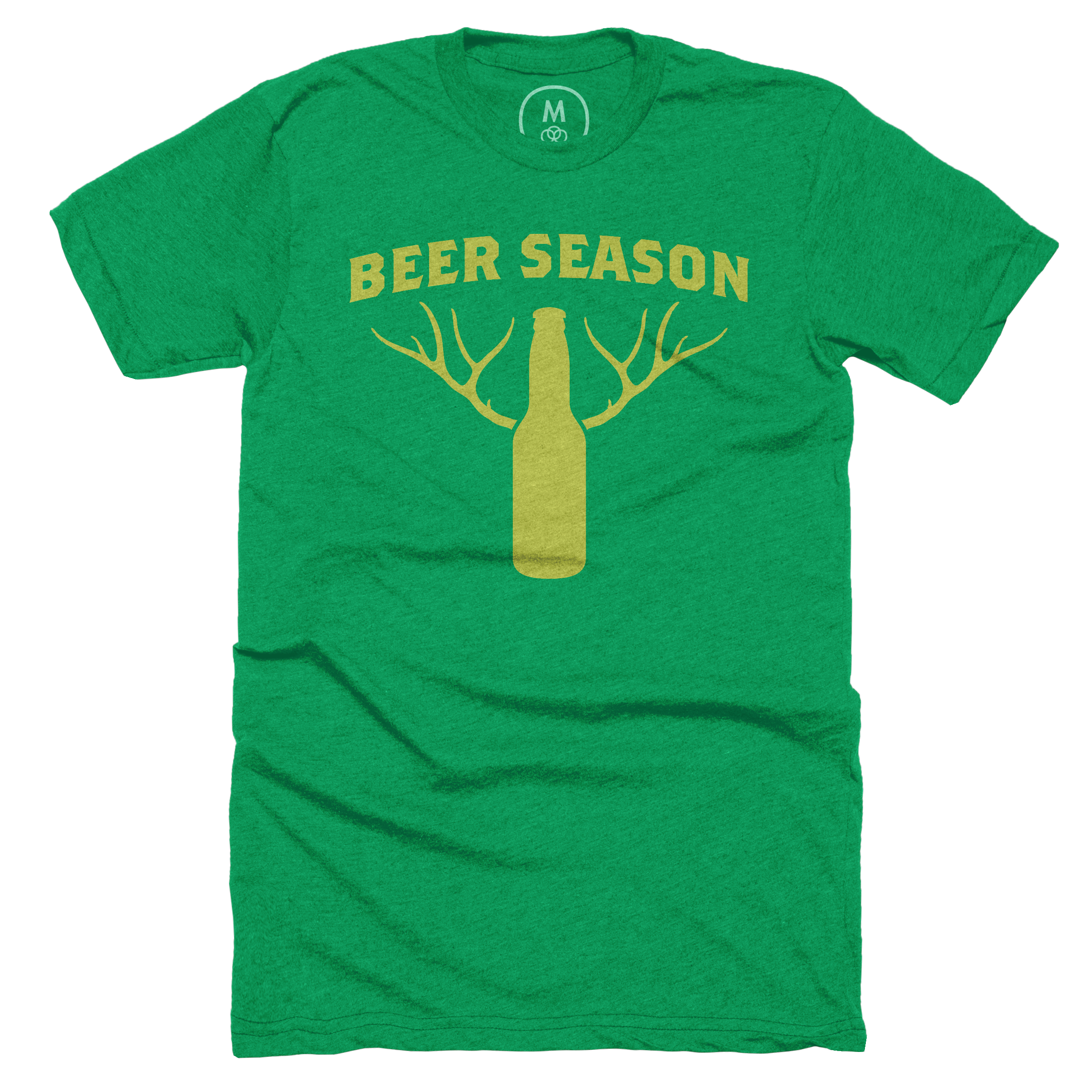 Beer Season Kelly Green (Men's)