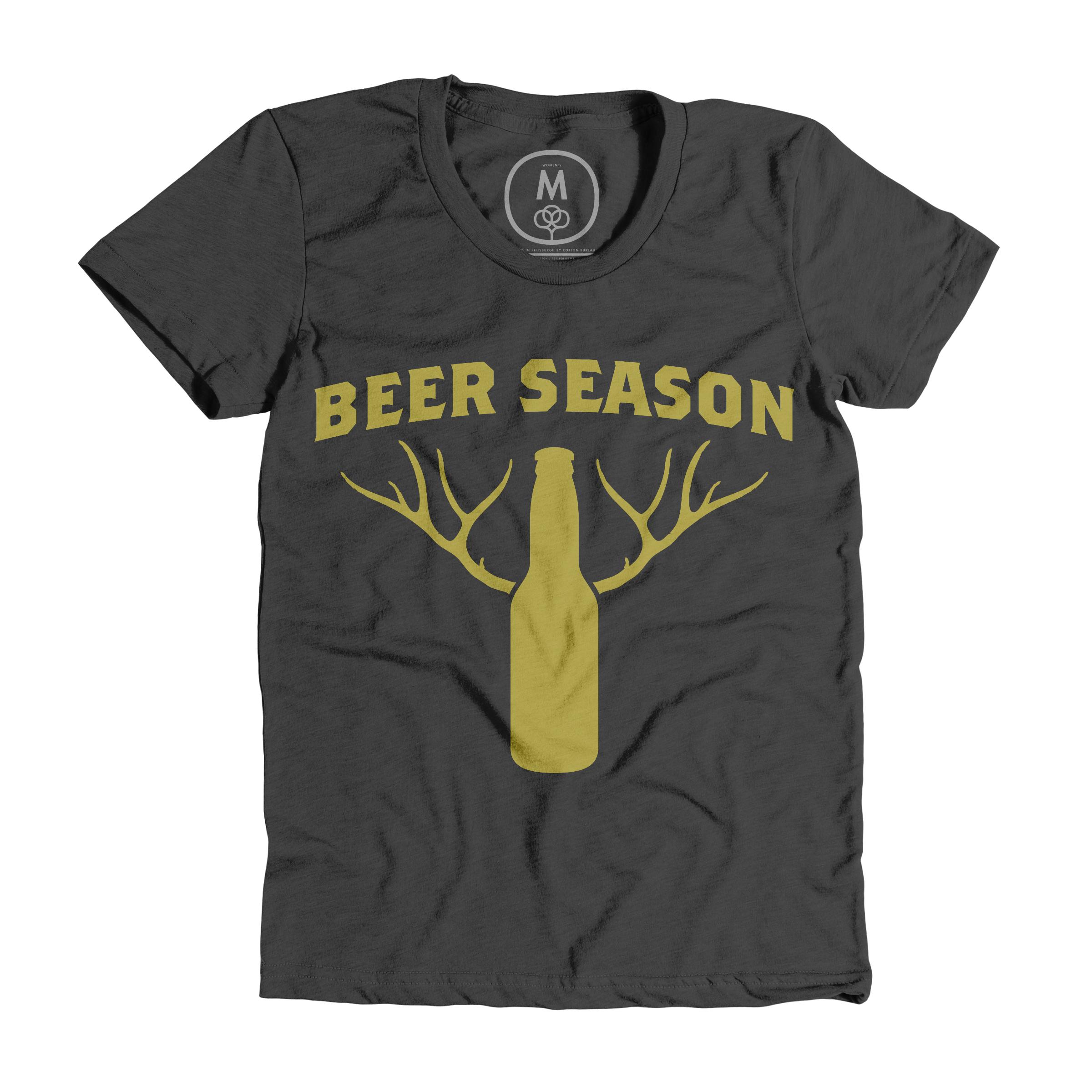 Beer Season Heather Black (Women's)
