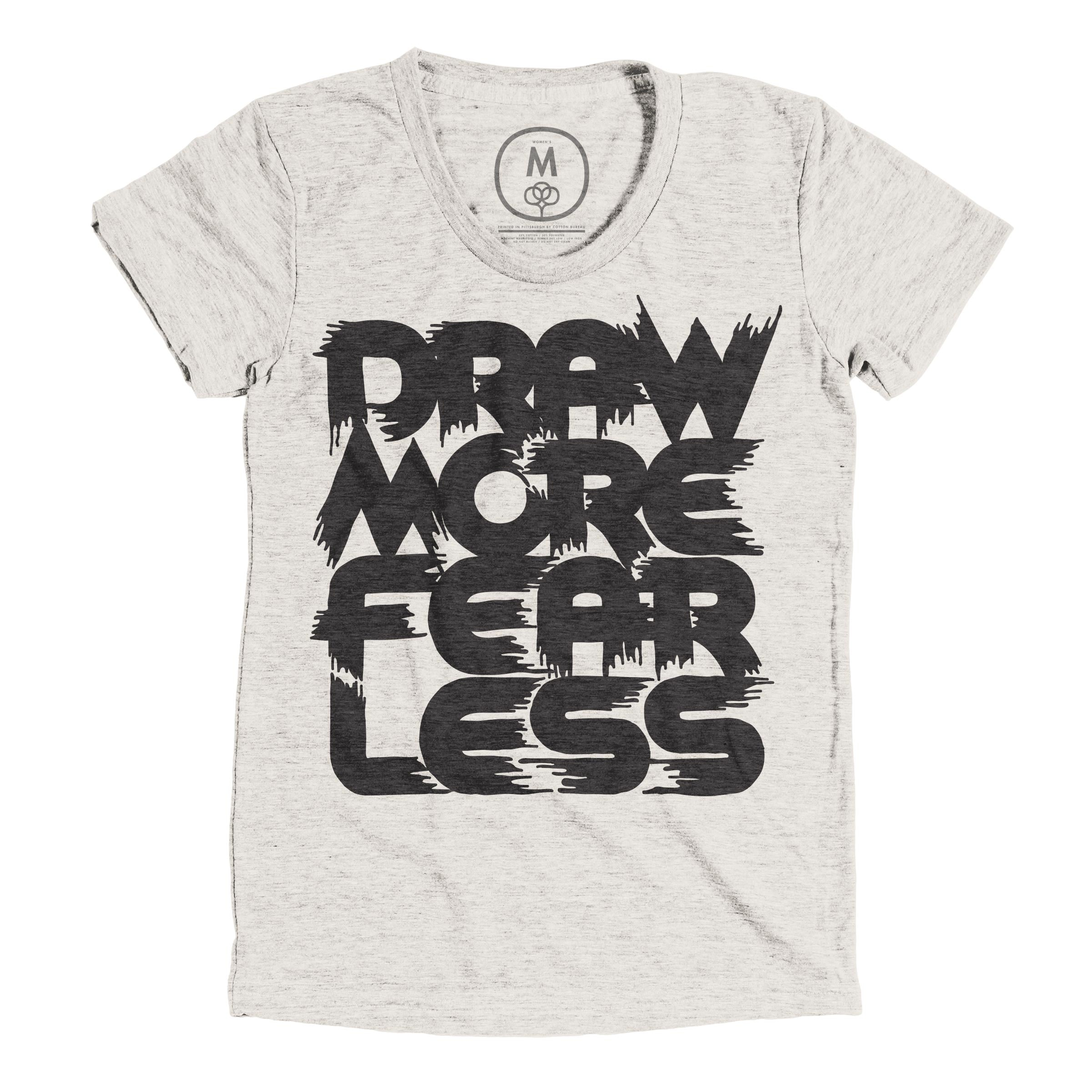 Draw More, Fear Less Hers