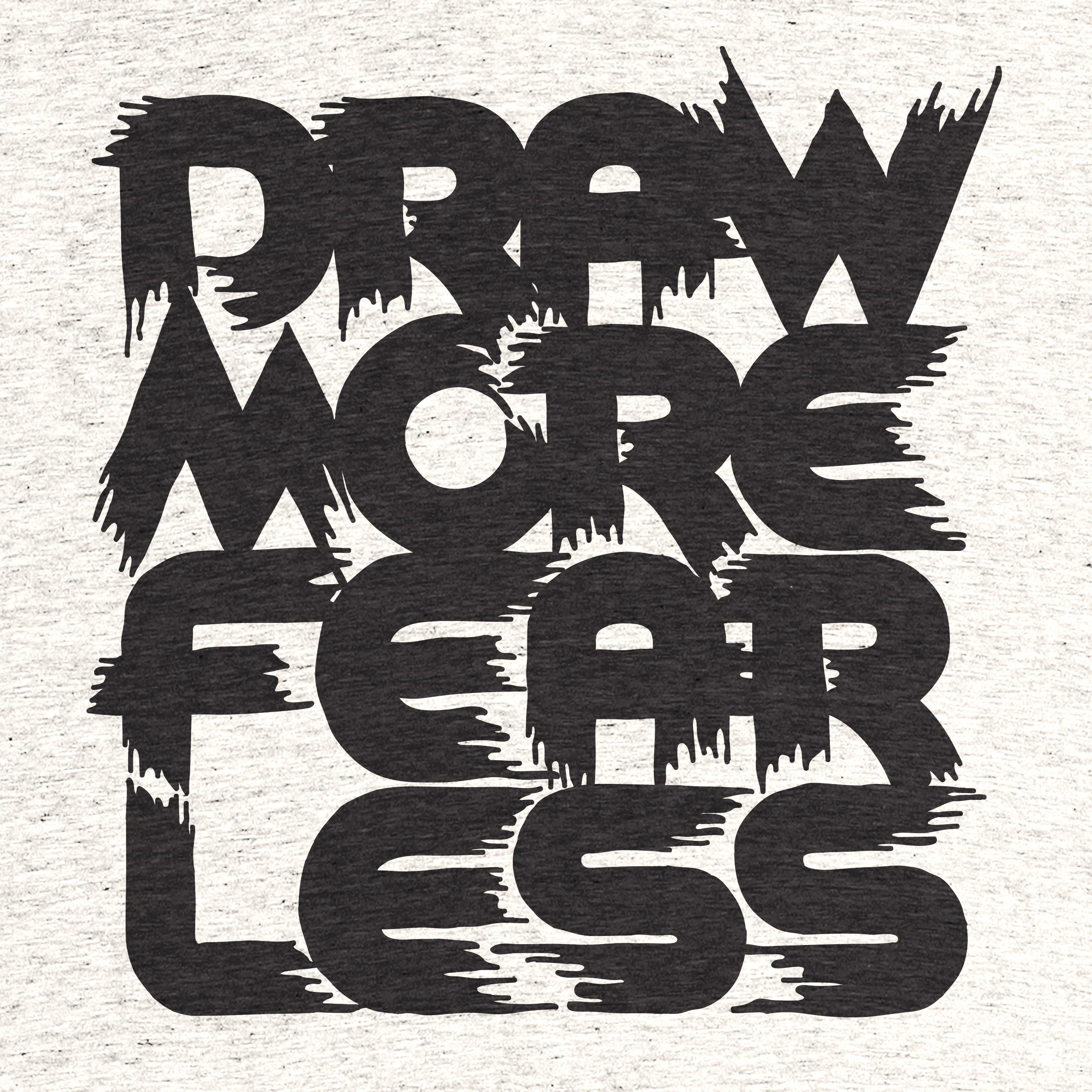 Draw More, Fear Less Detail