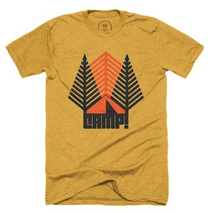 In-Tents Camp Tee